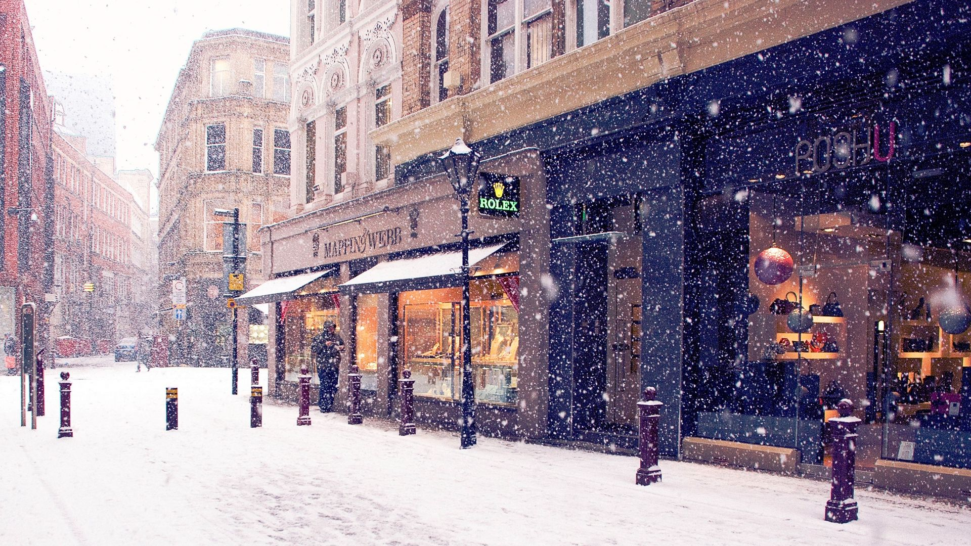 European Winter Wallpapers - Top Free ...