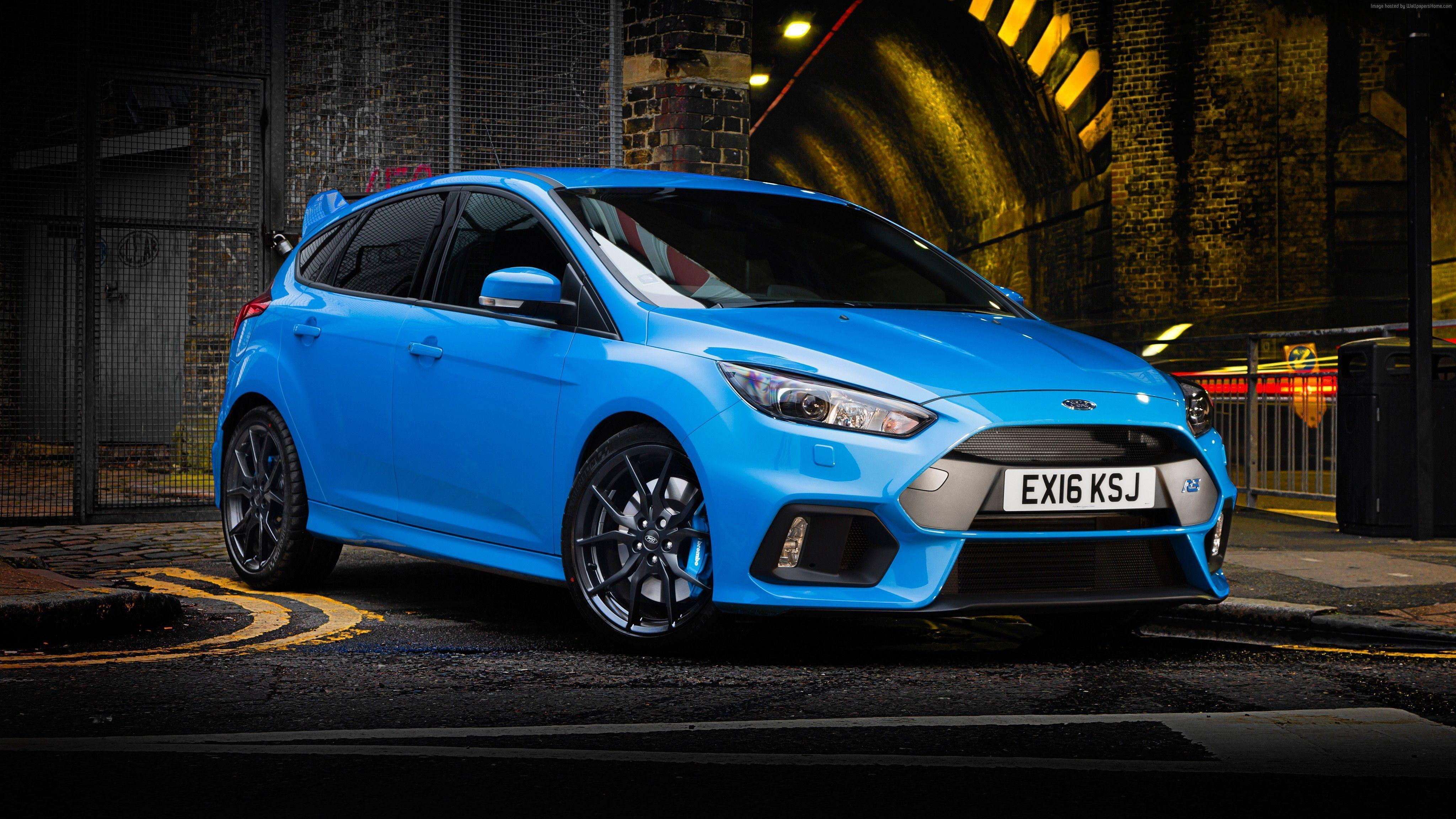 Ford Focus Rs Wallpapers Top Free Ford Focus Rs Backgrounds Wallpaperaccess