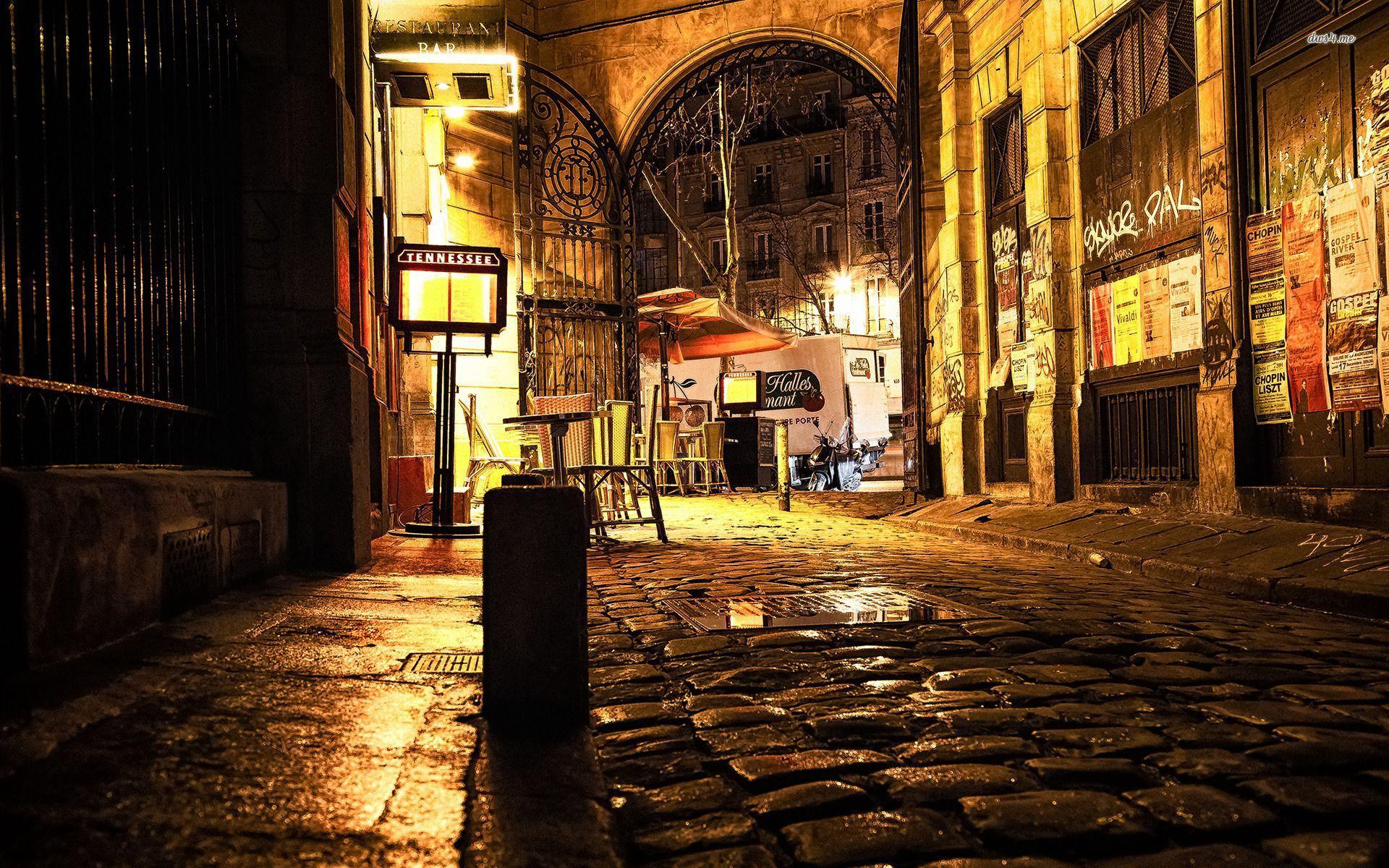 Paris Street Wallpapers Top Free Paris Street Backgrounds Wallpaperaccess