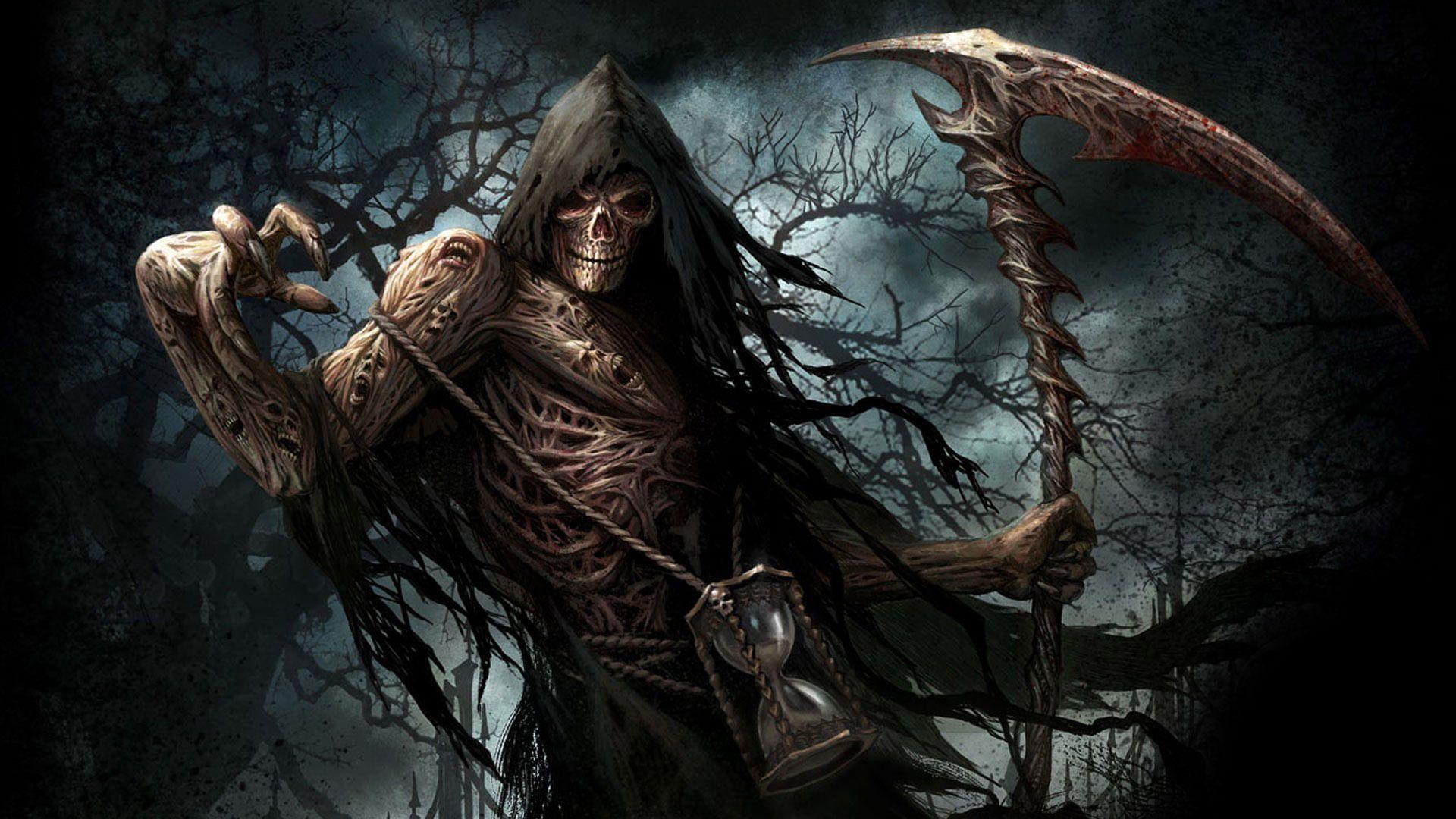 Realistic Grim Reaper Wallpapers Top Free Realistic Grim Reaper Backgrounds Wallpaperaccess