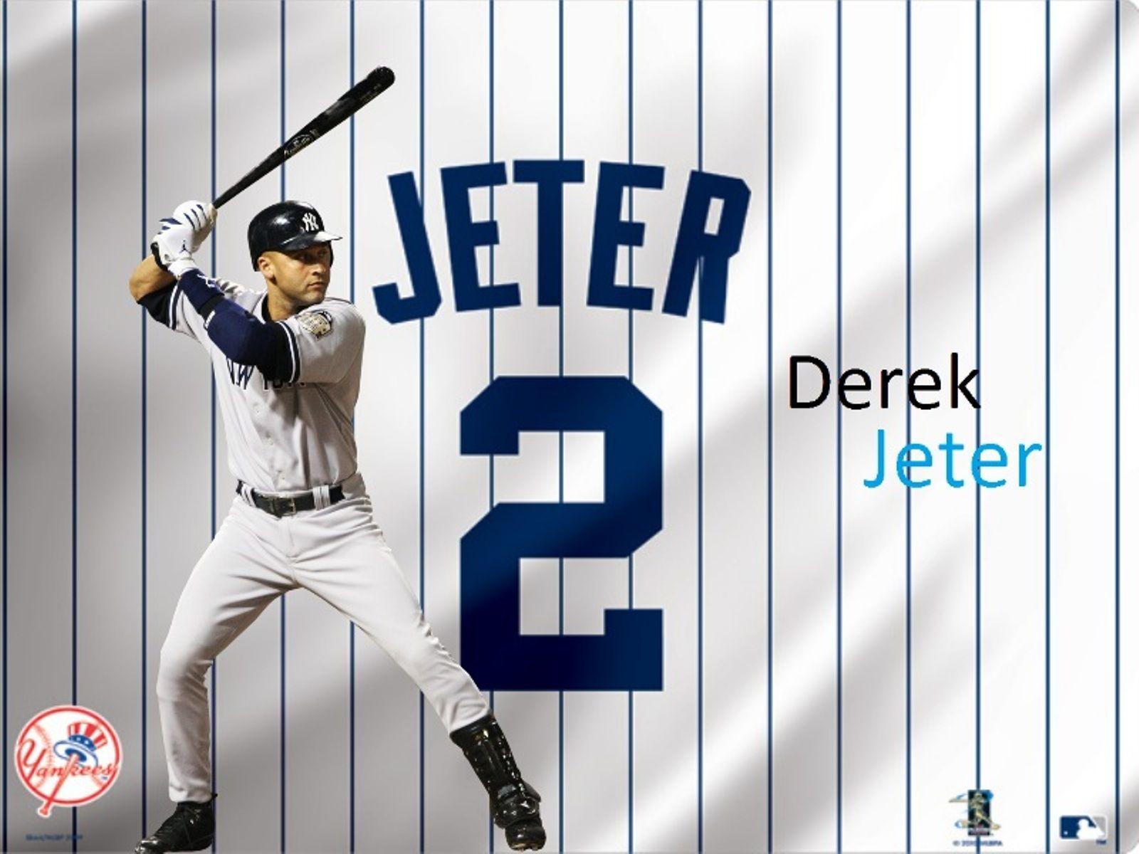 Derek Jeter Wallpapers Top Free Derek Jeter Backgrounds Wallpaperaccess