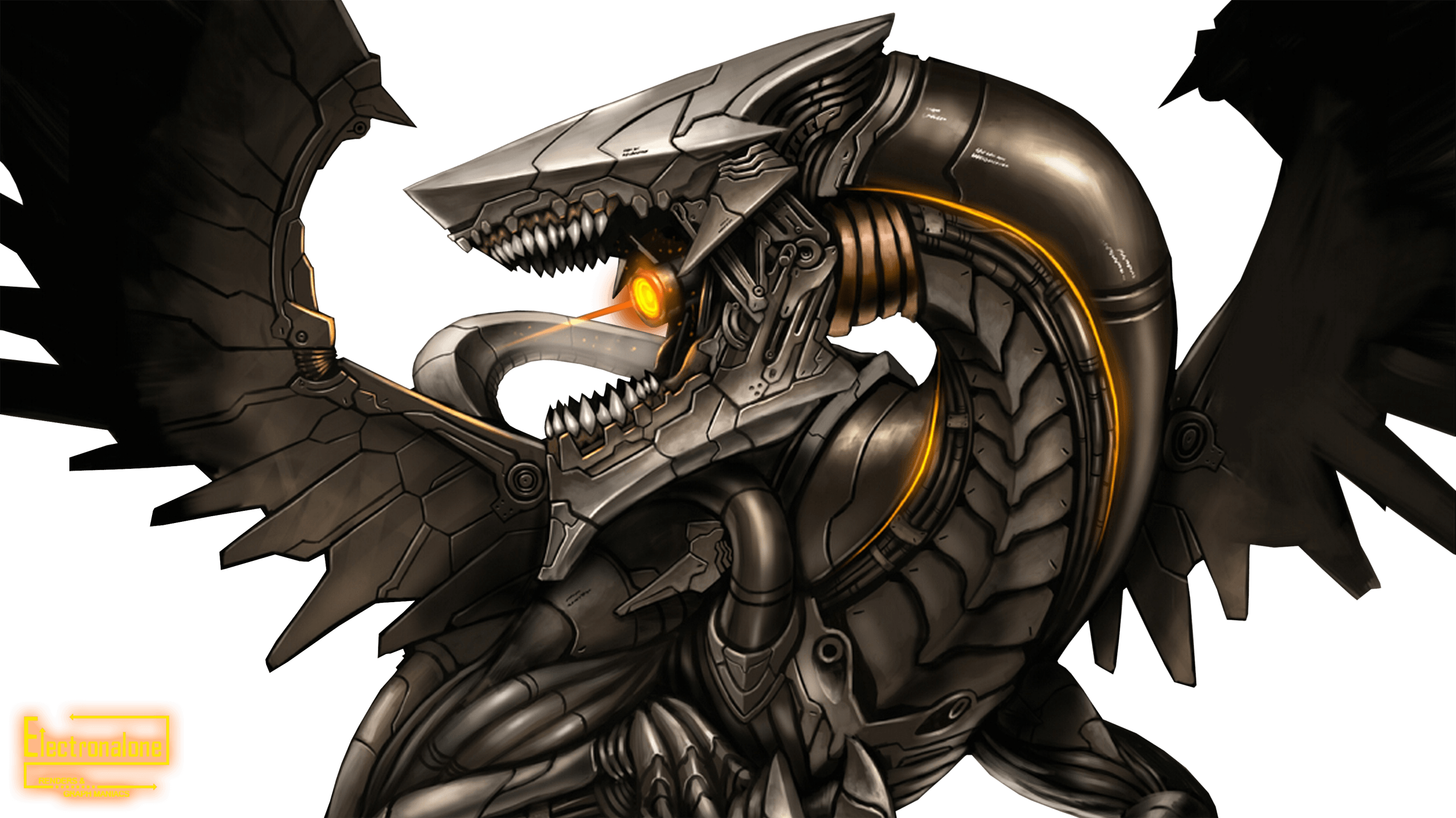Mechanical Dragon Wallpapers Top Free Mechanical Dragon Backgrounds Wallpaperaccess