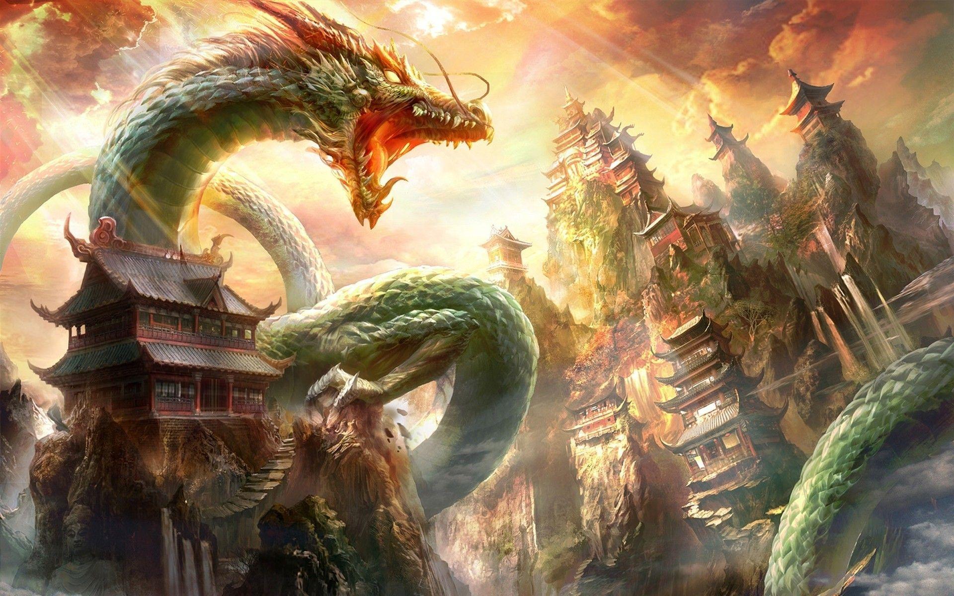 Japanese Mythology Wallpapers - Top Free Japanese Mythology