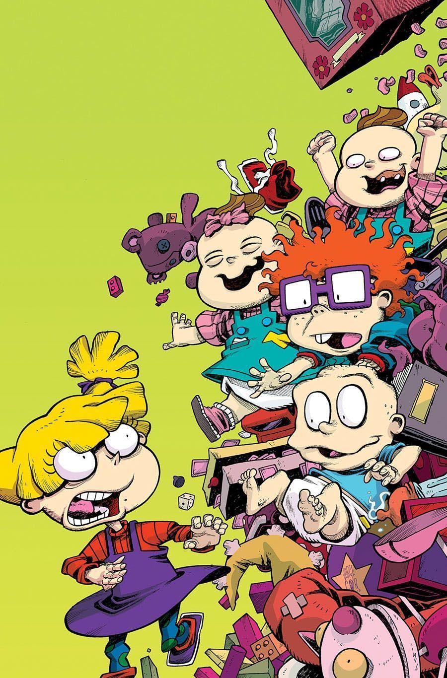 Nickelodeon iPhone Wallpapers - Top Free Nickelodeon ...