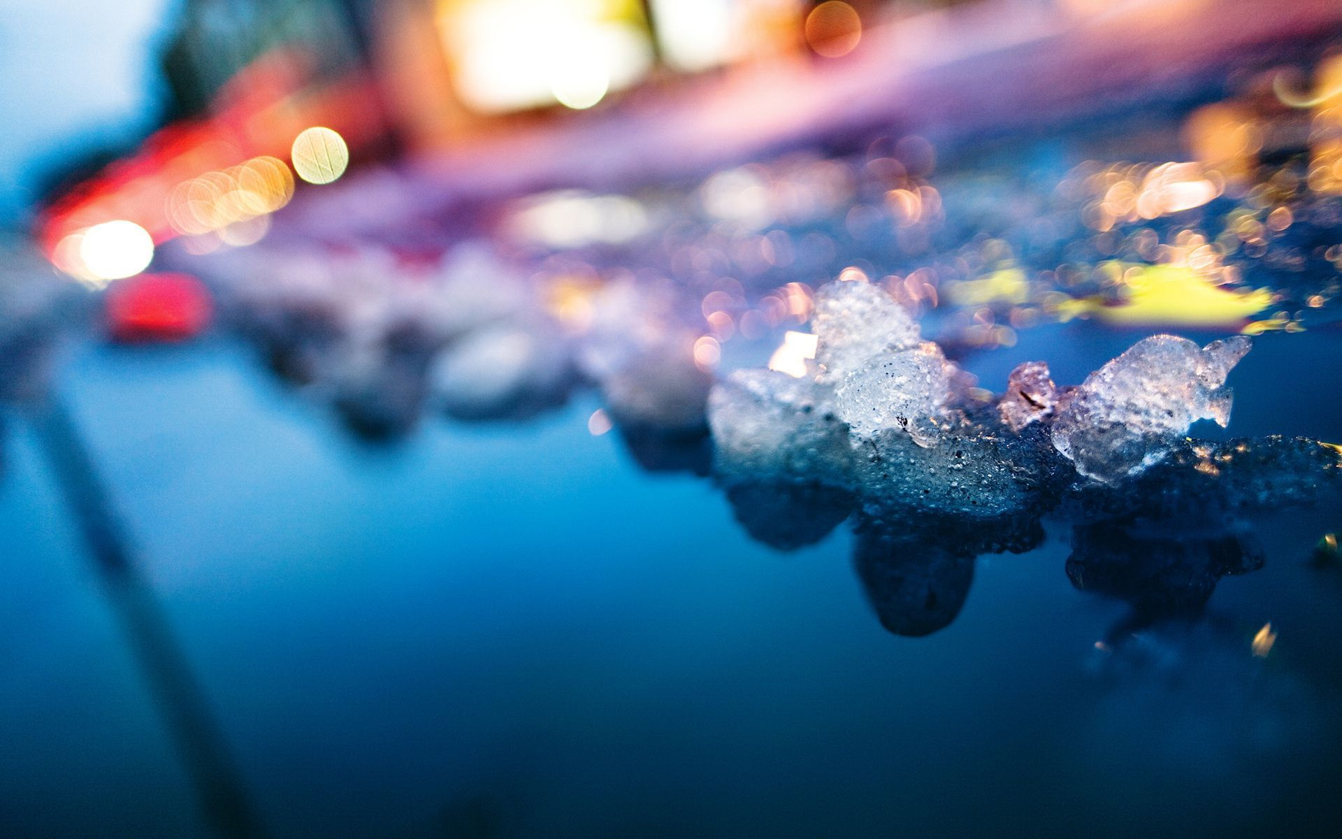 Melting Snow Wallpapers - Top Free