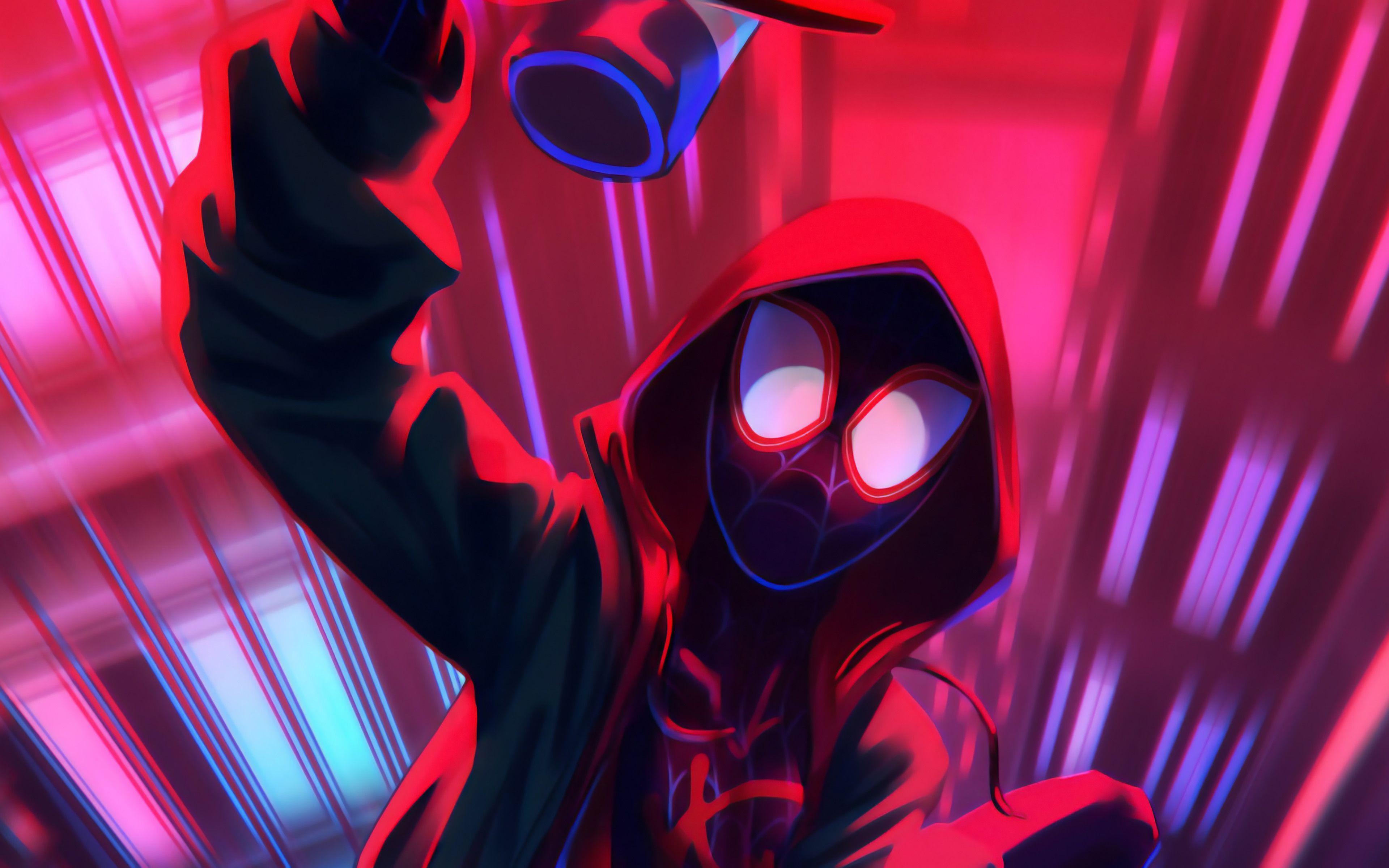 3840x2400 Whats Up The Danger Spiderman Hình nền 4k 4k HD 4k