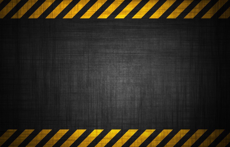 1332x850 Dòng hình nền, màu vàng, Hình ảnh nguy hiểm cho máy tính để bàn, phần