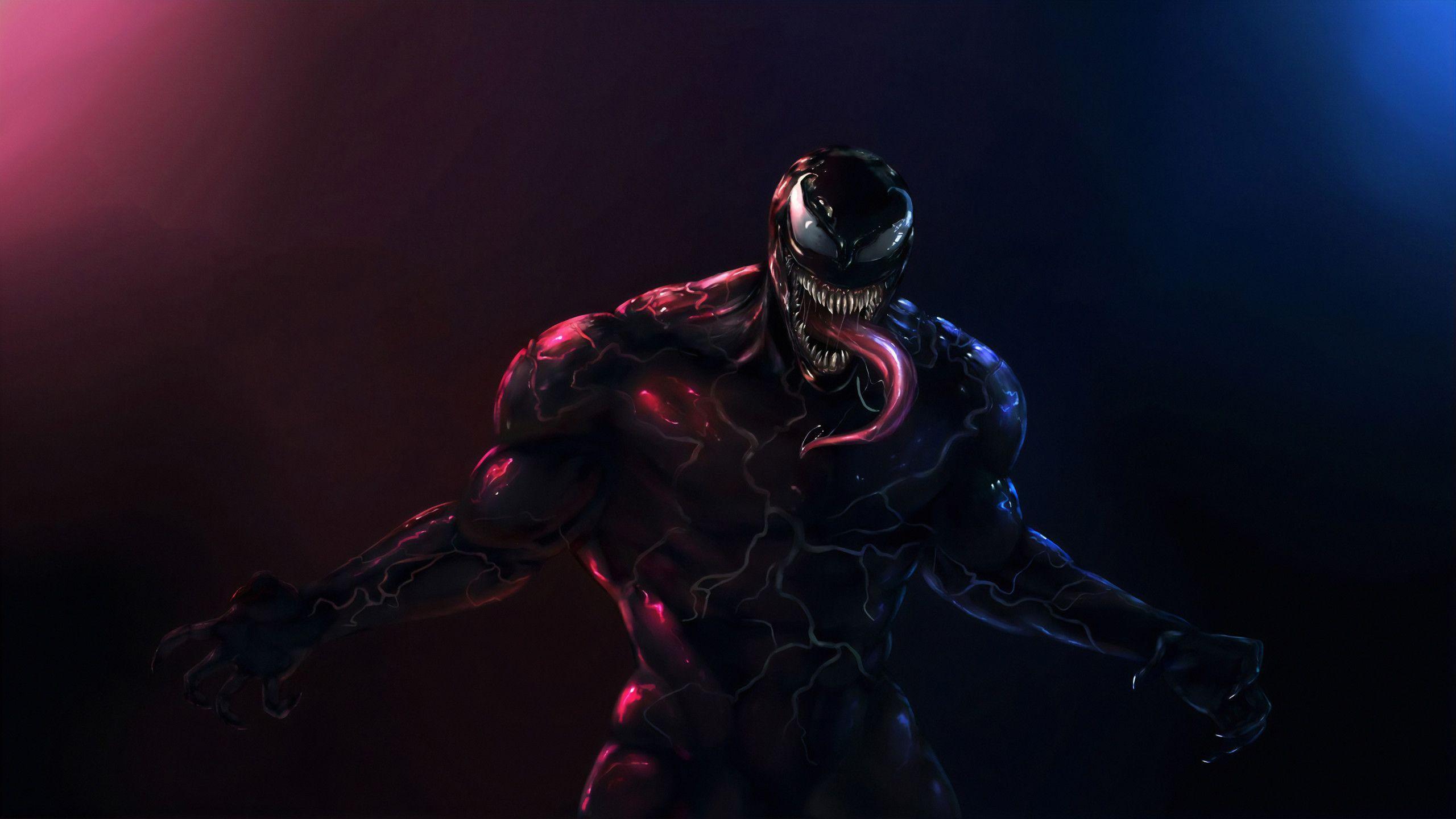 2560x1440 Venom 4k Nguy hiểm 1440P Độ phân giải HD 4k Hình nền