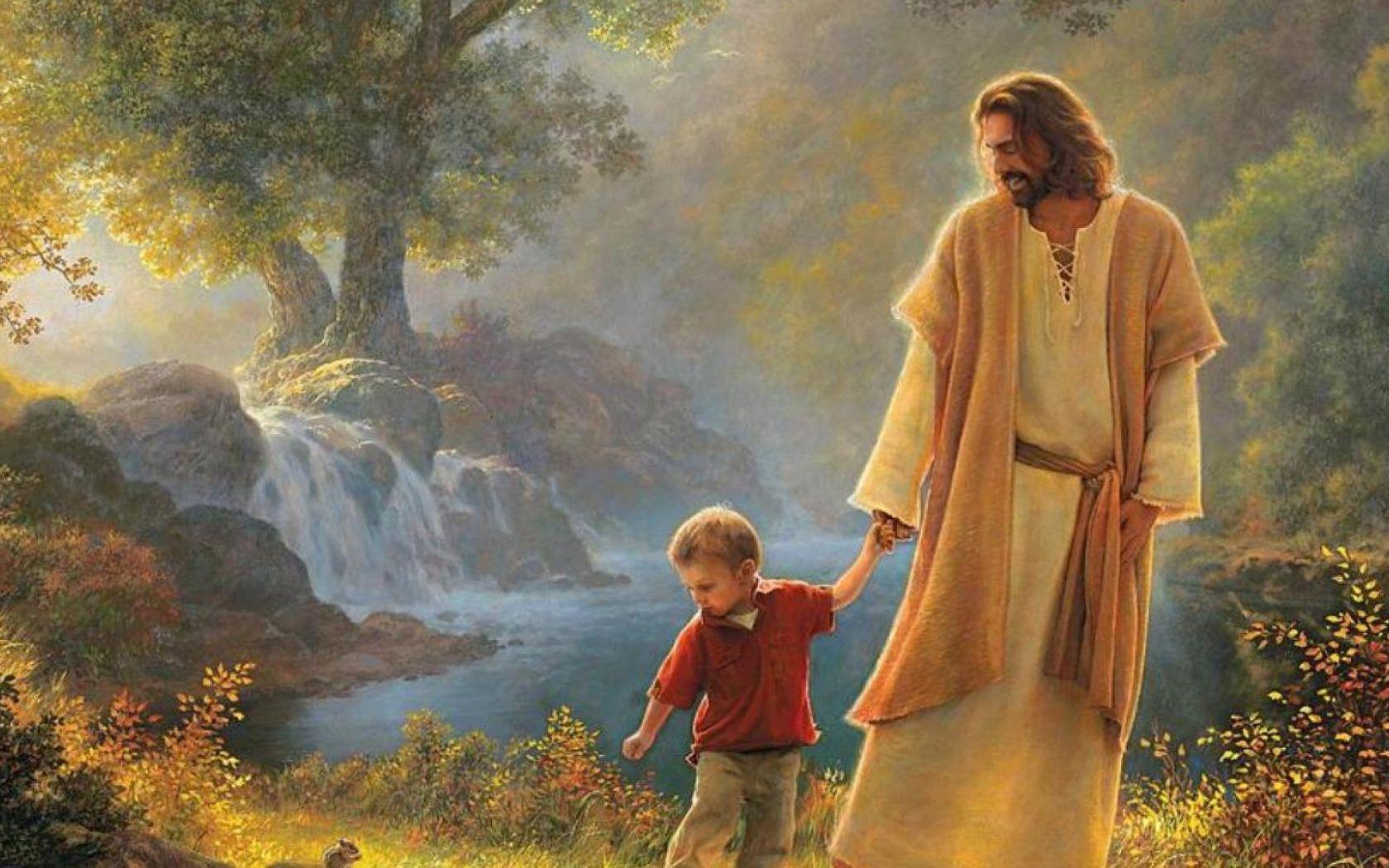 Wallpapers For Desktop Jesus