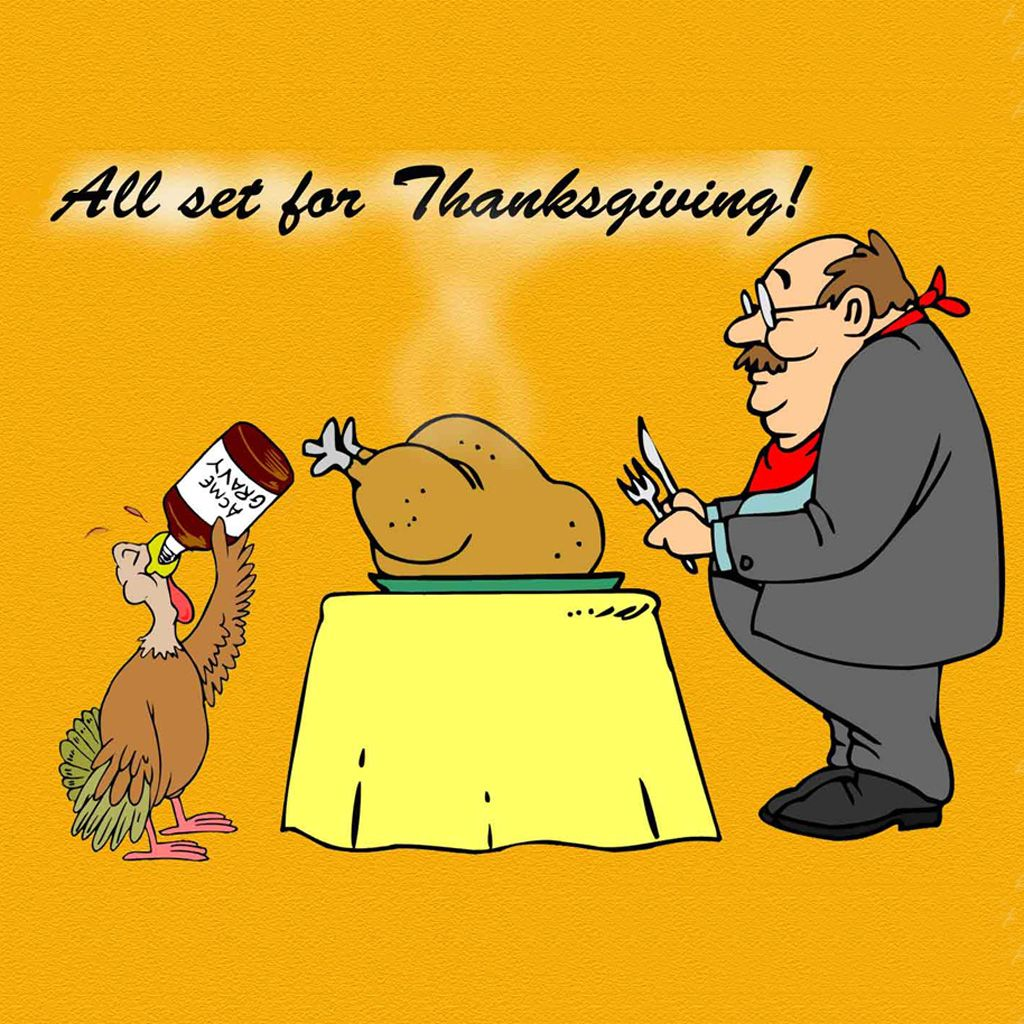 Cartoon Thanksgiving Wallpapers Top Free Cartoon Thanksgiving