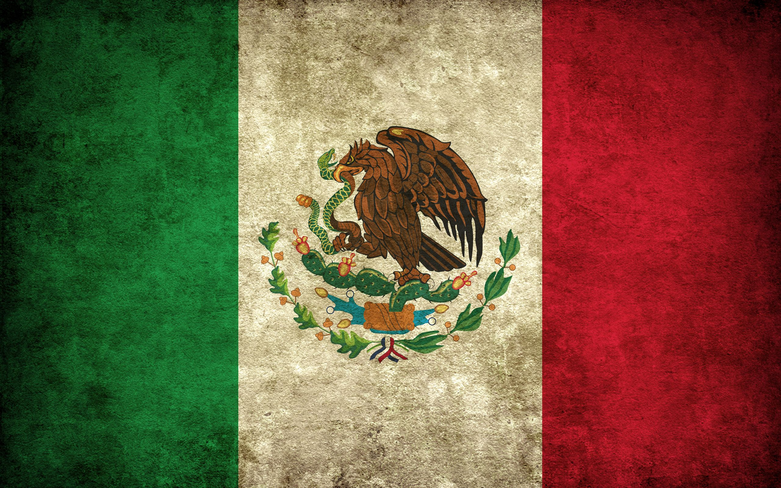 Mexico Flag Wallpapers - Top Free Mexico Flag Backgrounds - WallpaperAccess