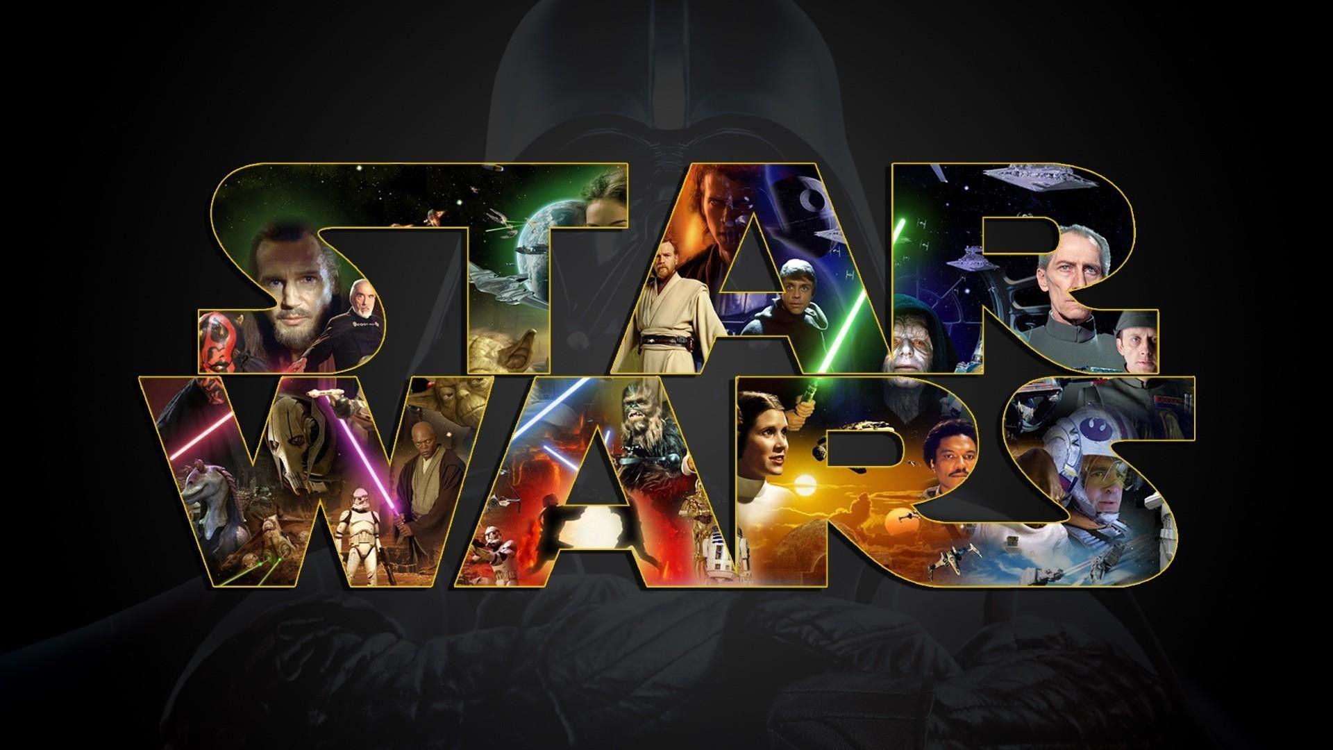 Star Wars All Characters Wallpapers Top Free Star Wars All Characters Backgrounds Wallpaperaccess