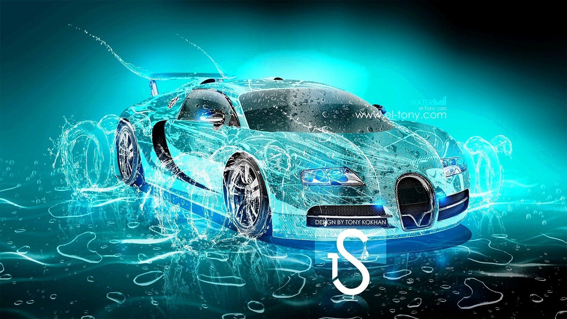 Màn trình diễn tài năng thiết kế 1920x1080 Mang yếu tố gợi cảm Lửa và Nước vào Hình nền ô tô 5 của BẠN