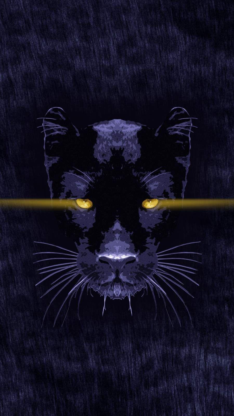 Cool Black Panther Animal Iphone Wallpapers Top Free Cool Black Panther Animal Iphone Backgrounds Wallpaperaccess