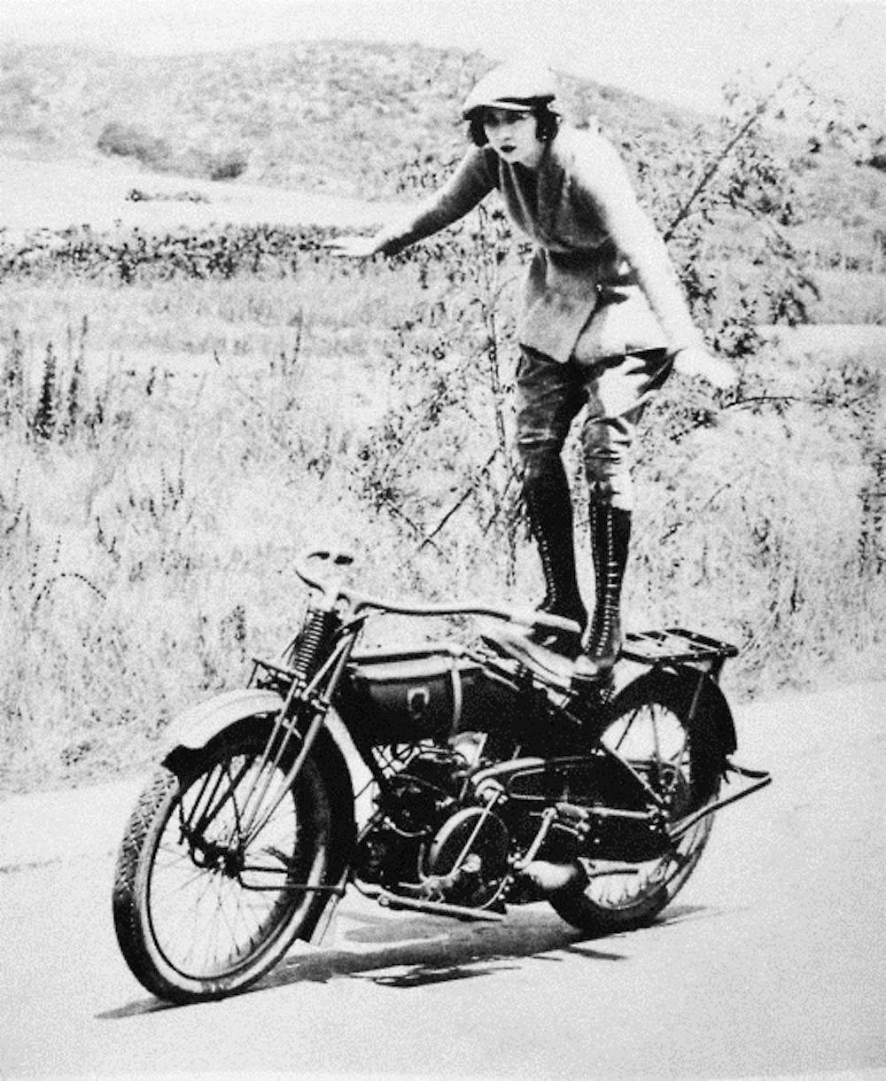 Vintage Biker Woman Wallpapers Top Free Vintage Biker