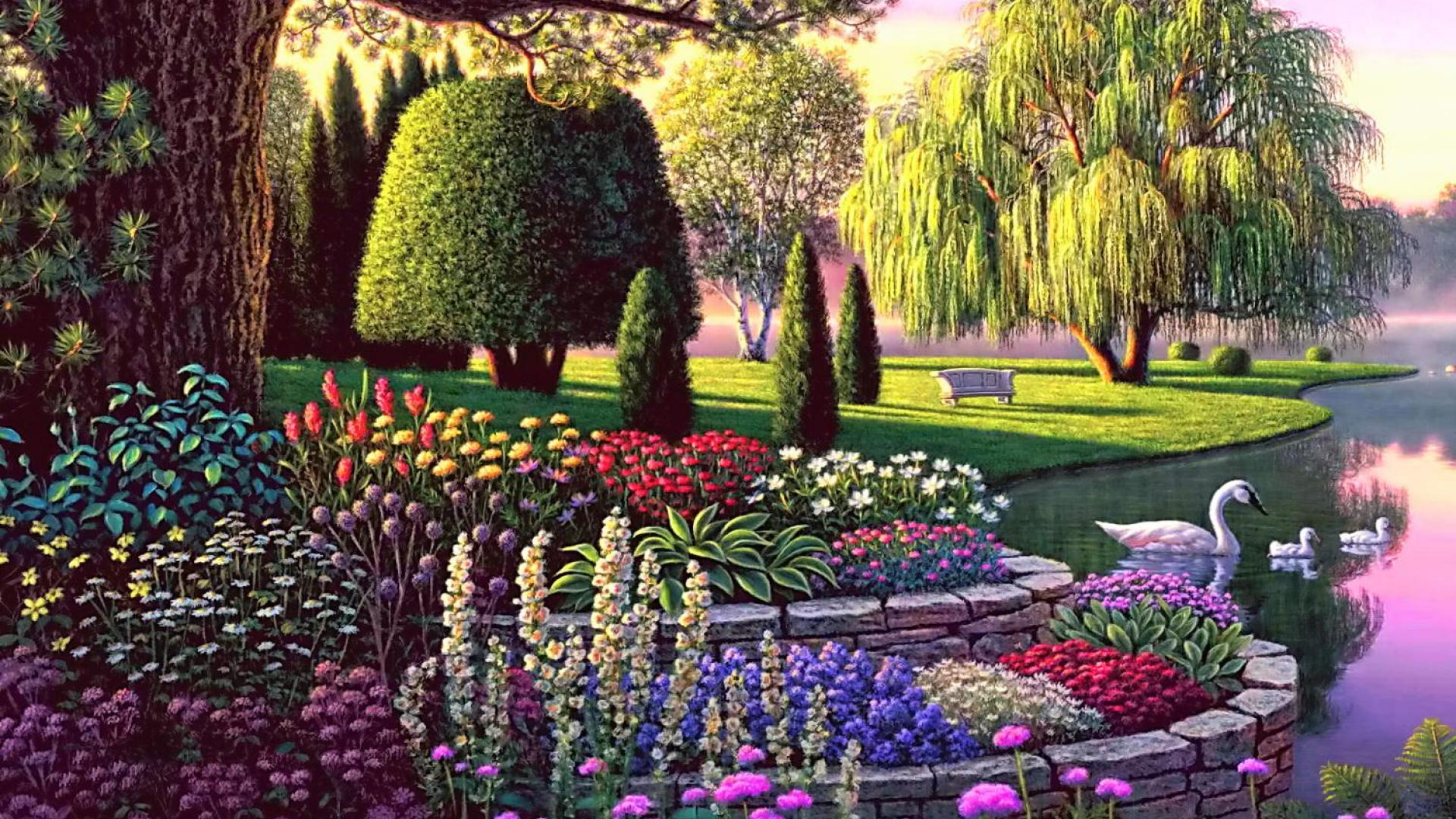 Secret Garden: Secret Garden Wallpapers