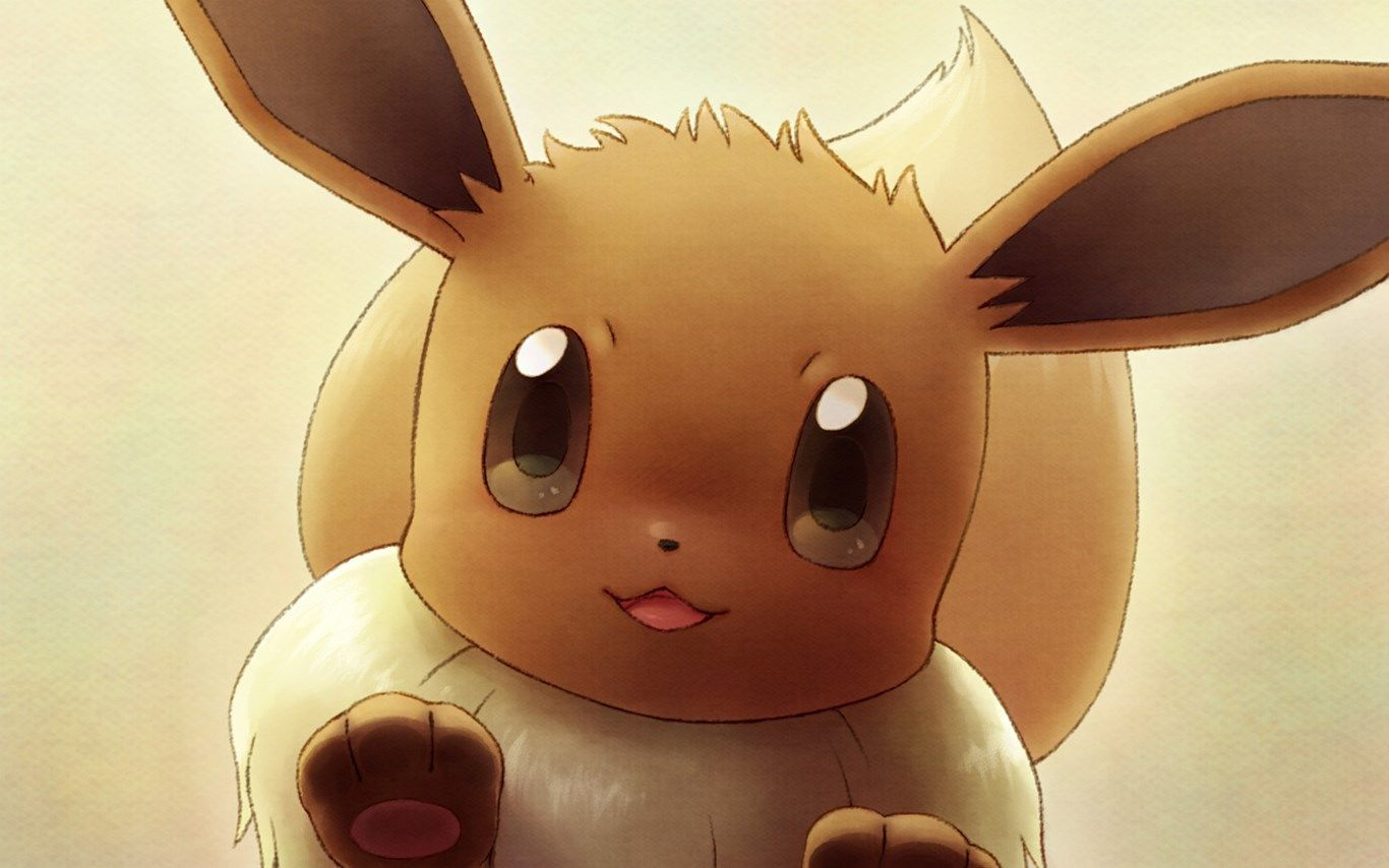 Eevee Cute Pokemon Wallpapers Top Free Eevee Cute Pokemon Backgrounds Wallpaperaccess