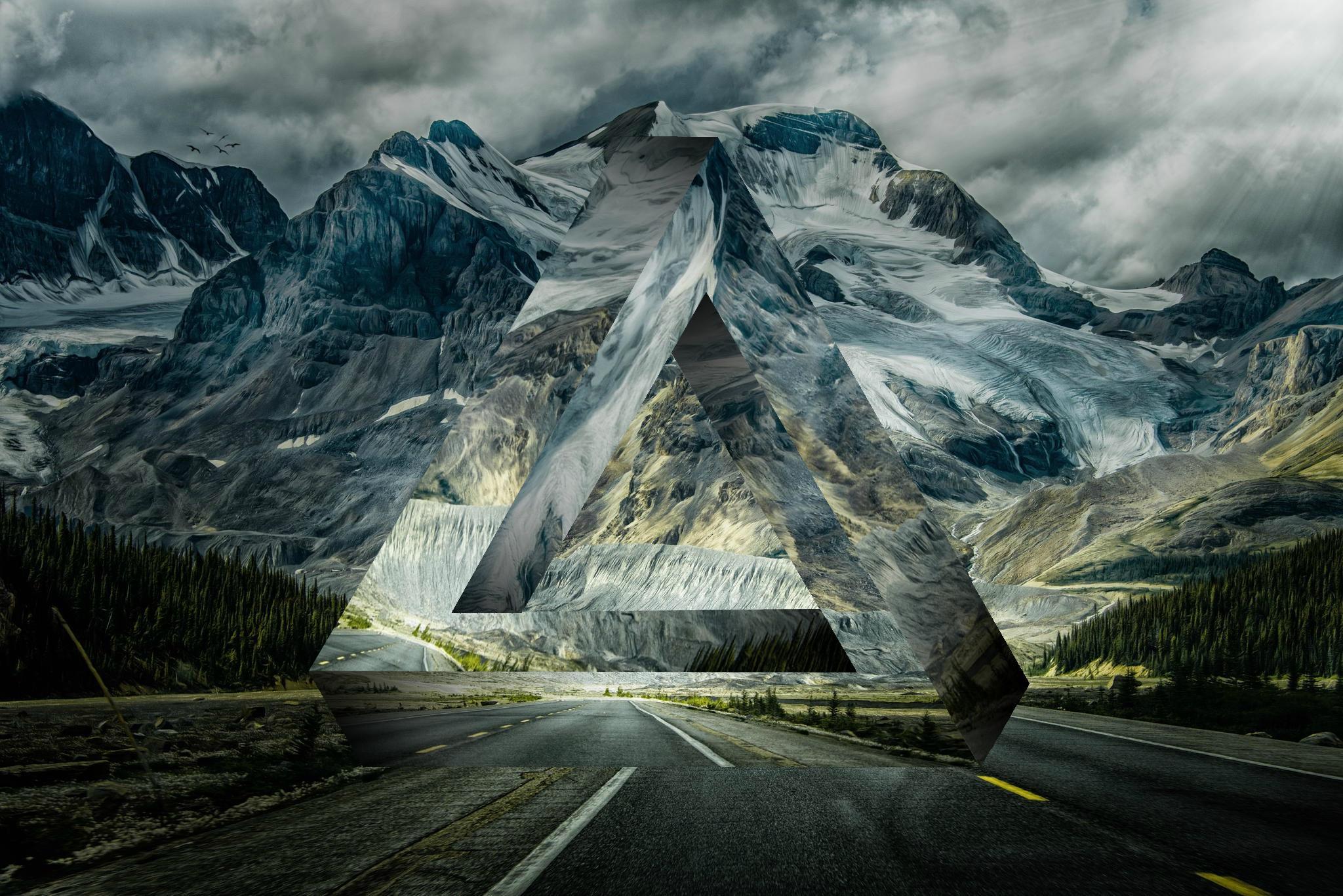 Hipster Landscape Wallpapers