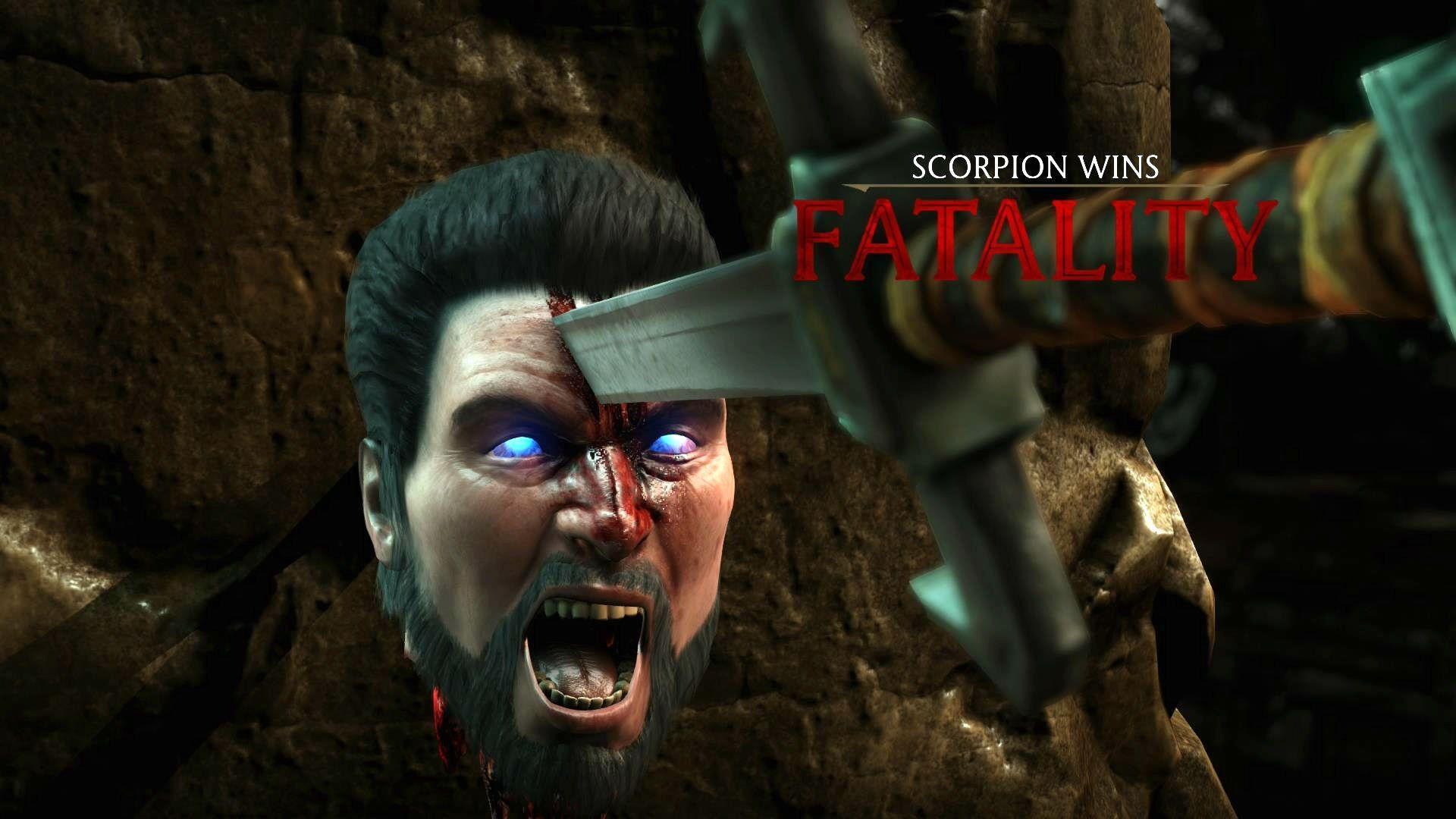Mortal Kombat Fatality Wallpapers Top Free Mortal Kombat