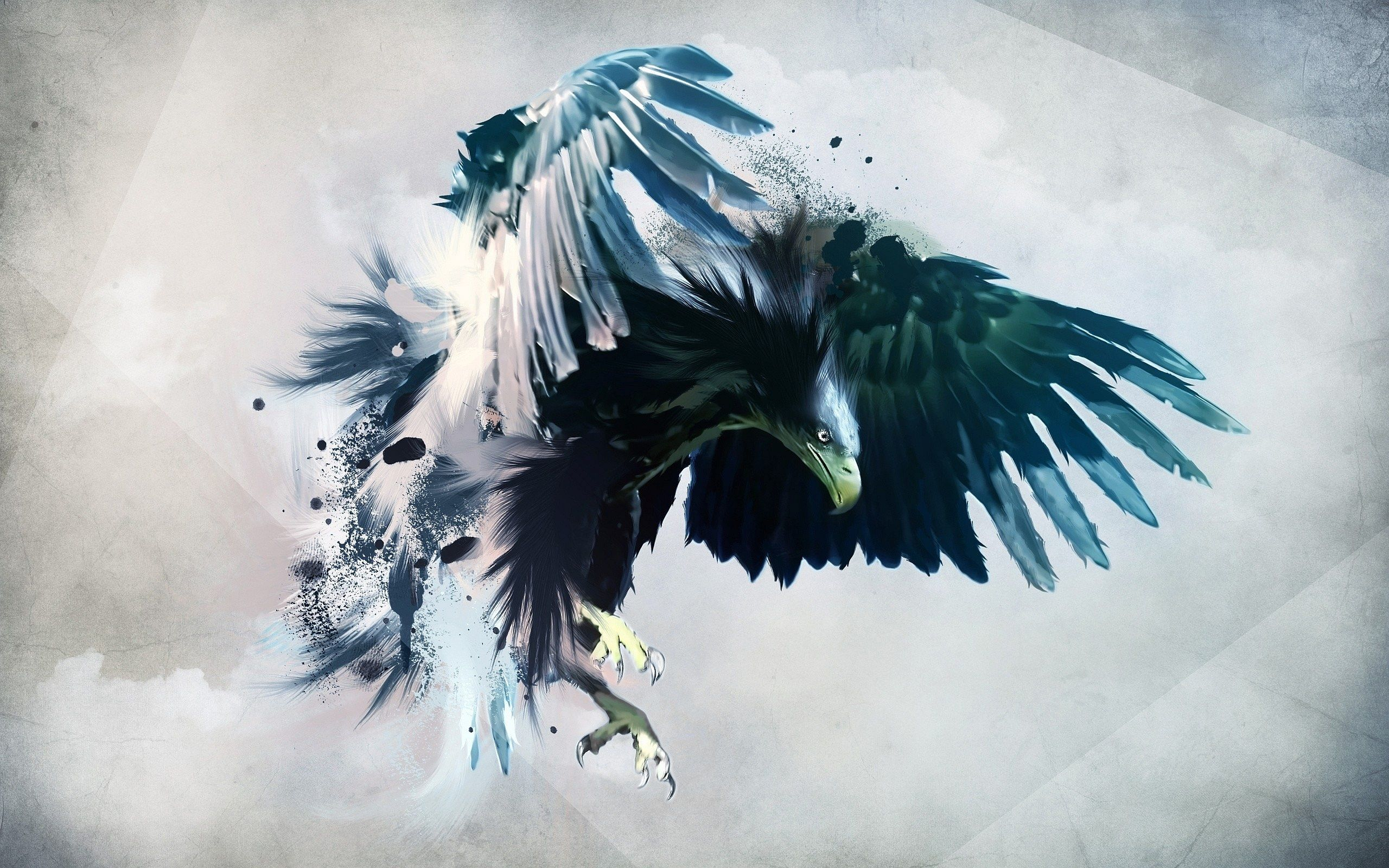 Eagle Art Wallpapers Top Free Eagle Art Backgrounds Wallpaperaccess