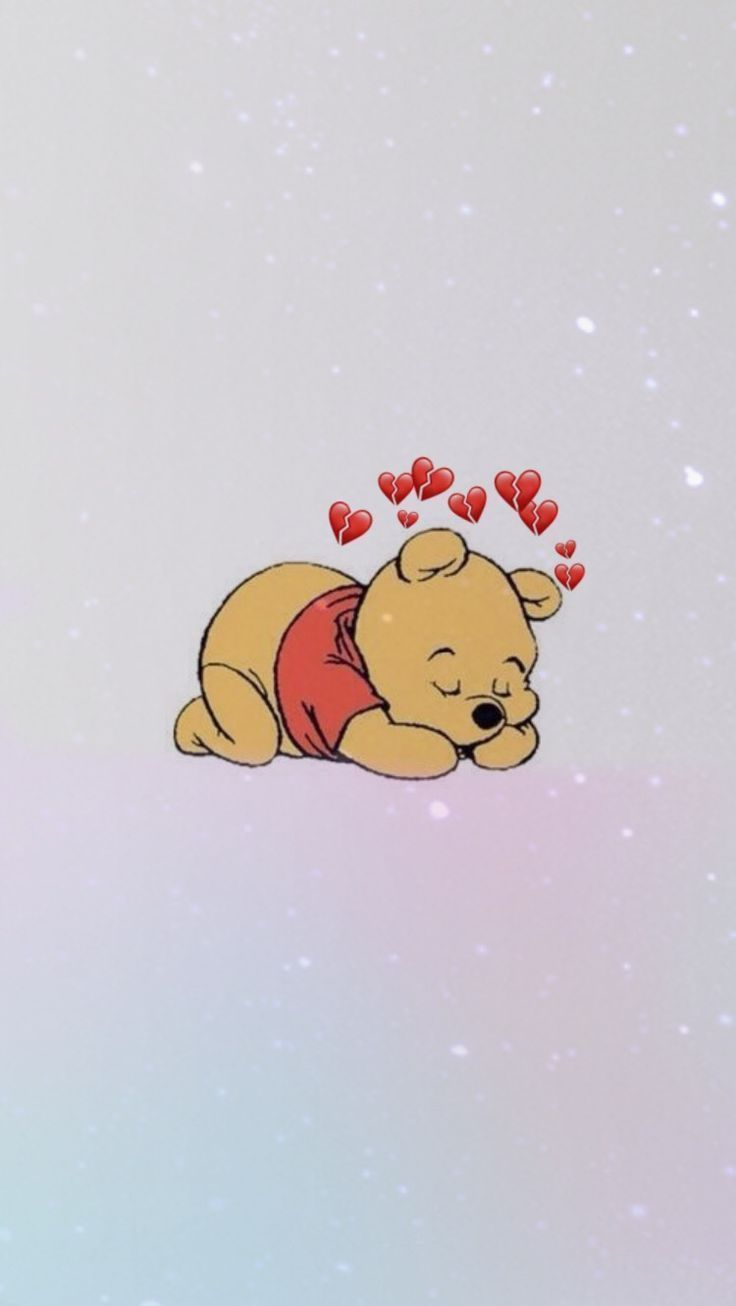 Winnie The Pooh Aesthetic Phone Wallpapers Top Free Winnie The Pooh Aesthetic Phone Backgrounds Wallpaperaccess