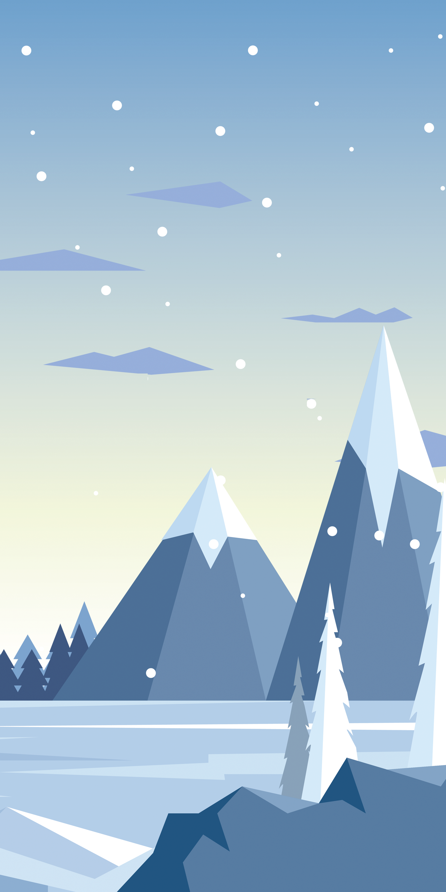 Illustration iPhone Wallpapers   Top Free Illustration iPhone ...