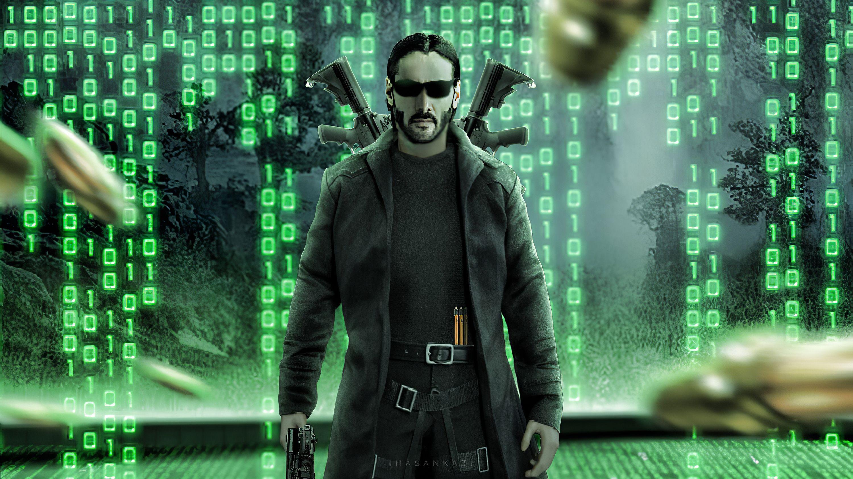 Neo Matrix Wallpapers - Top Free Neo Matrix Backgrounds ...