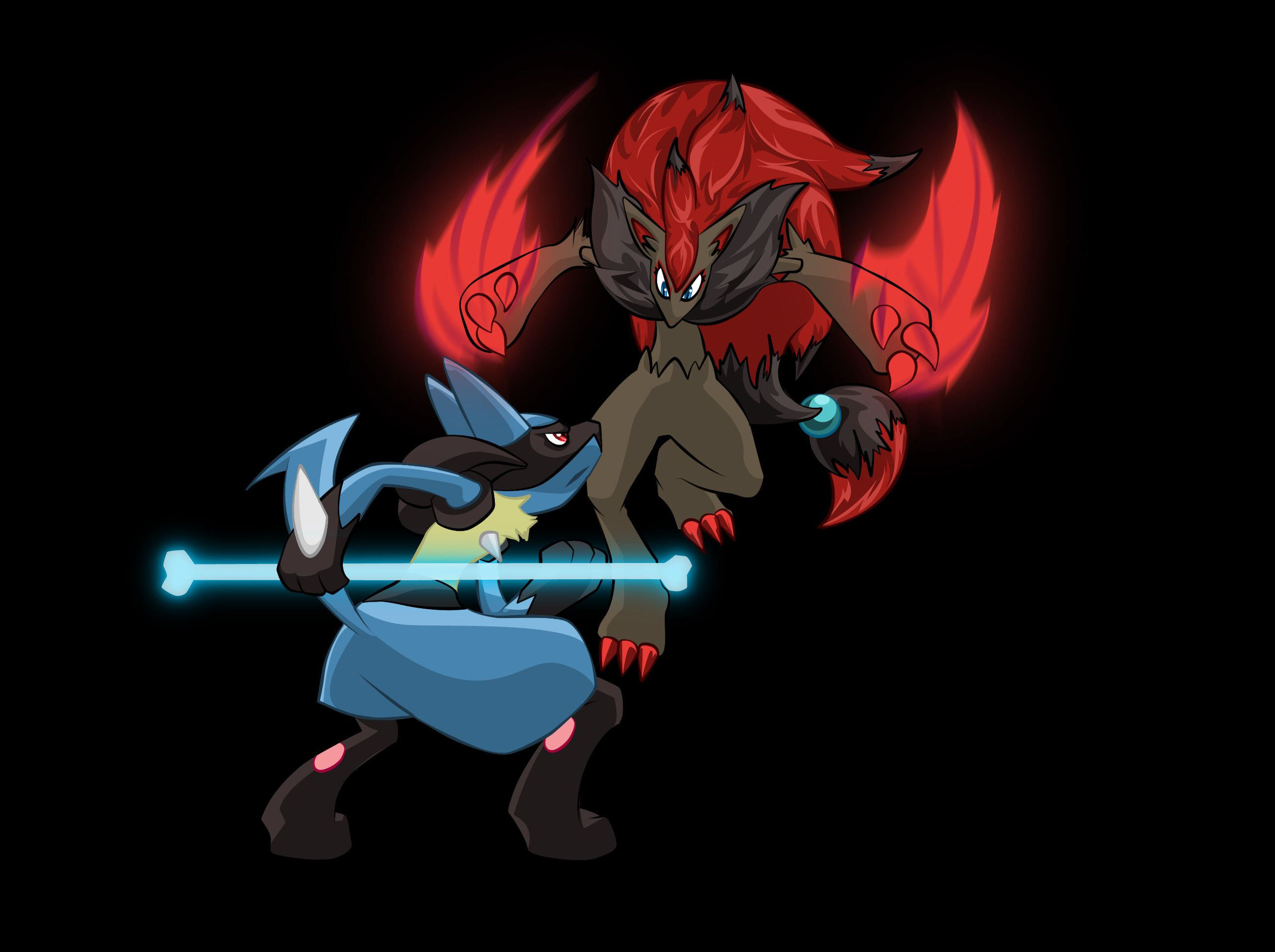 61 Best Free Lucario iPhone Wallpapers - WallpaperAccess