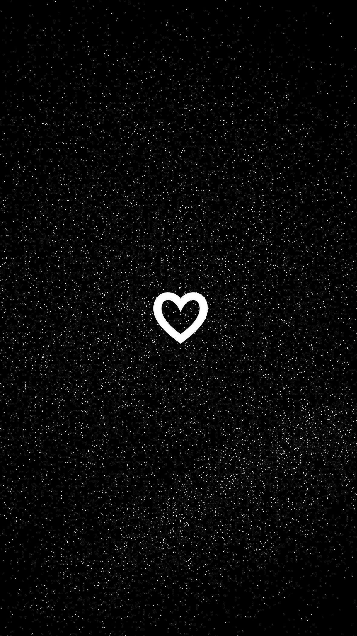 Dark Heart iPhone Wallpapers - Top Free Dark Heart iPhone ...