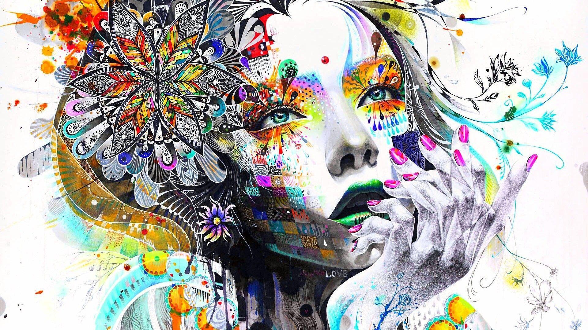 Art Desktop Wallpapers Top Free Art Desktop Backgrounds Wallpaperaccess