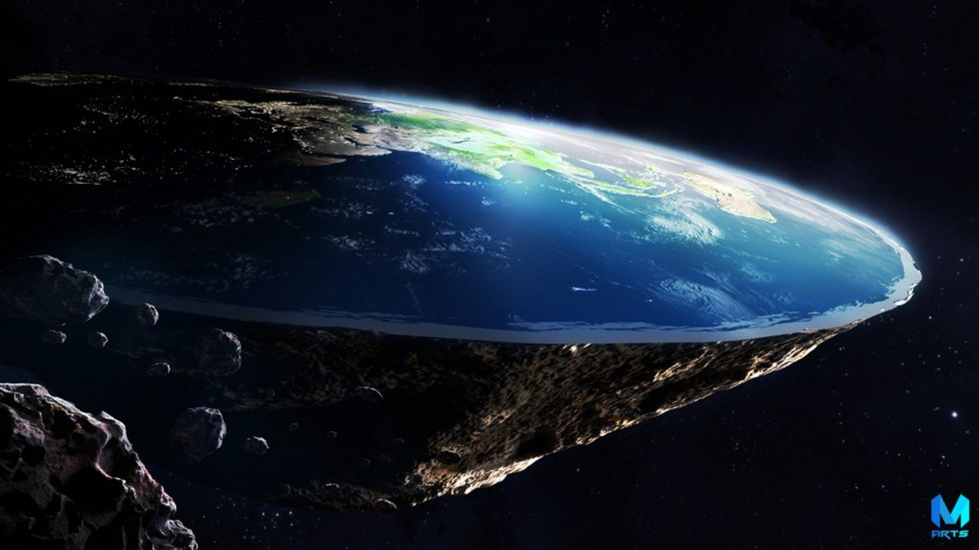 - Flat Earth Wallpapers - Top Free Flat Earth Backgrounds