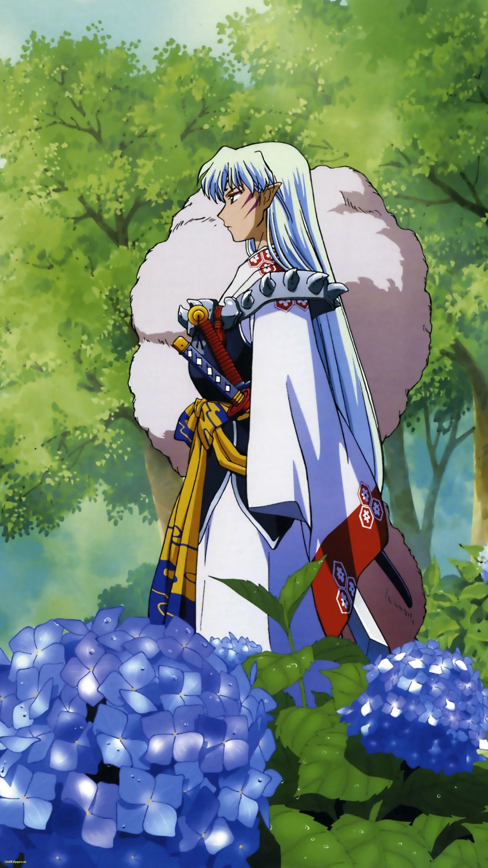 Inuyasha Iphone Wallpapers Top Free Inuyasha Iphone Backgrounds Wallpaperaccess