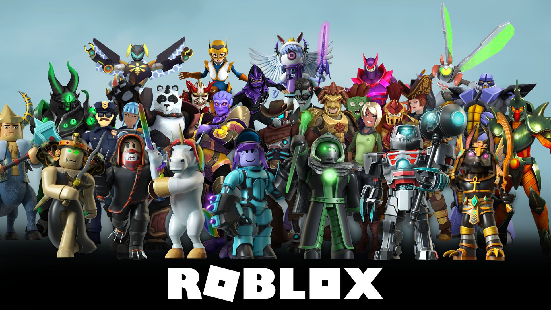 Cool Background Roblox Wallpaper