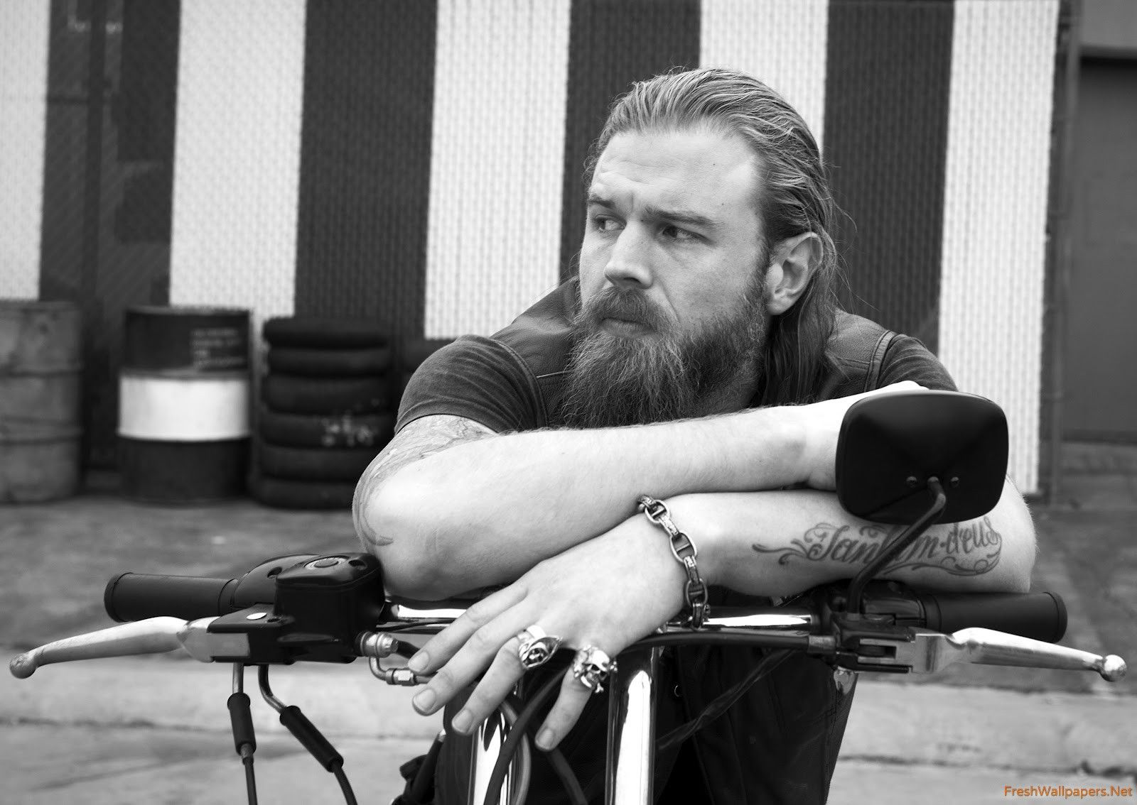 Opie Sons Of Anarchy Wallpapers Top Free Opie Sons Of Anarchy