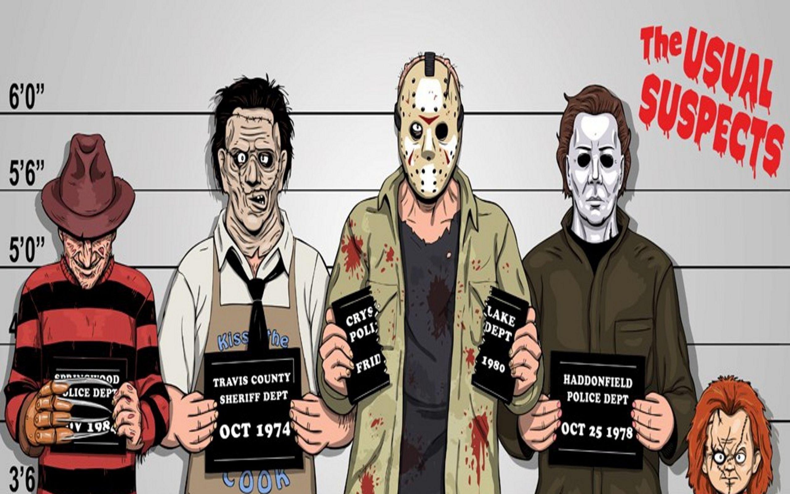 Michael Jason Freddy Horror Wallpapers Top Free Michael Jason