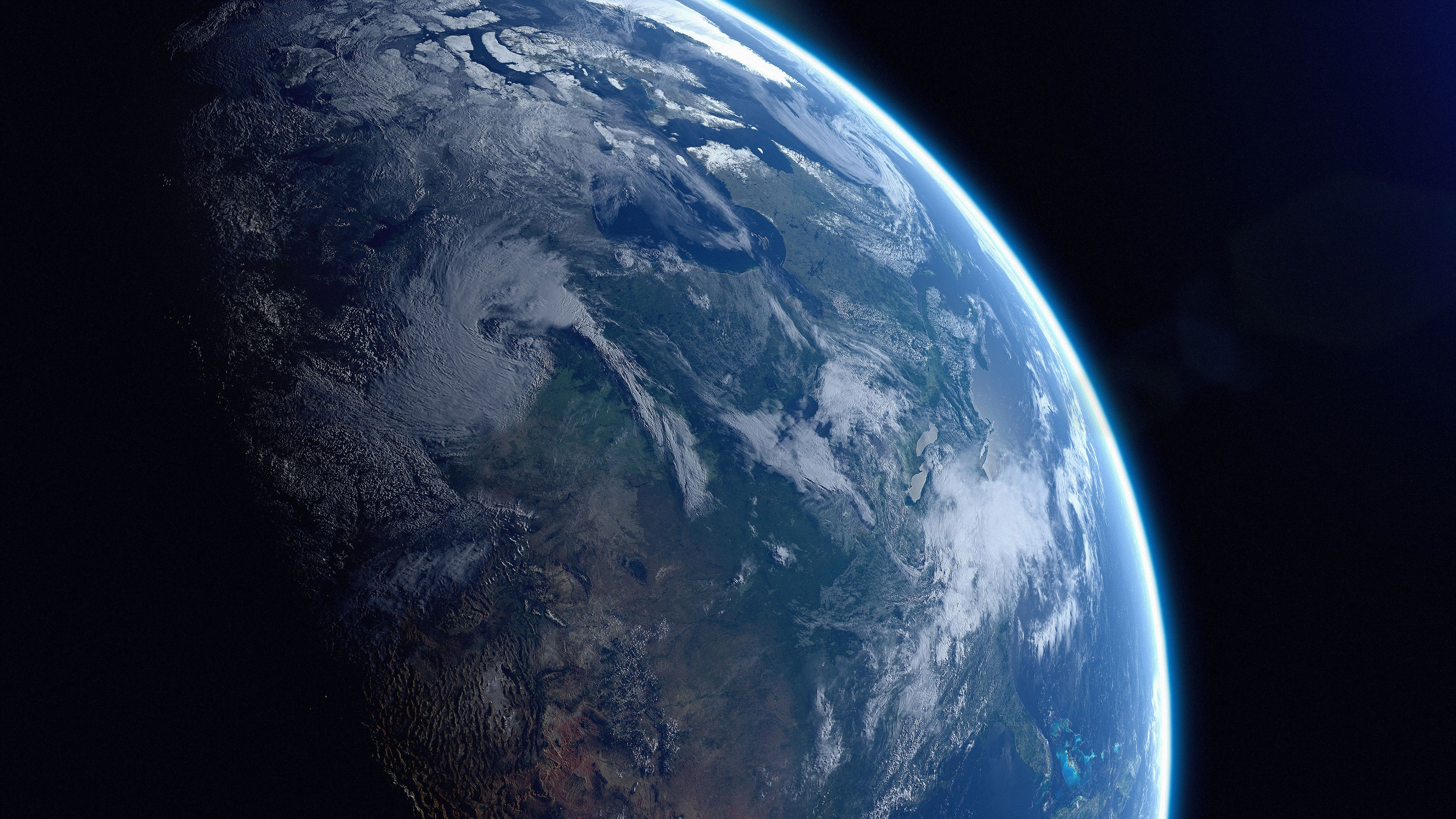 Planet Earth 4k Wallpapers Top Free Planet Earth 4k Backgrounds Wallpaperaccess