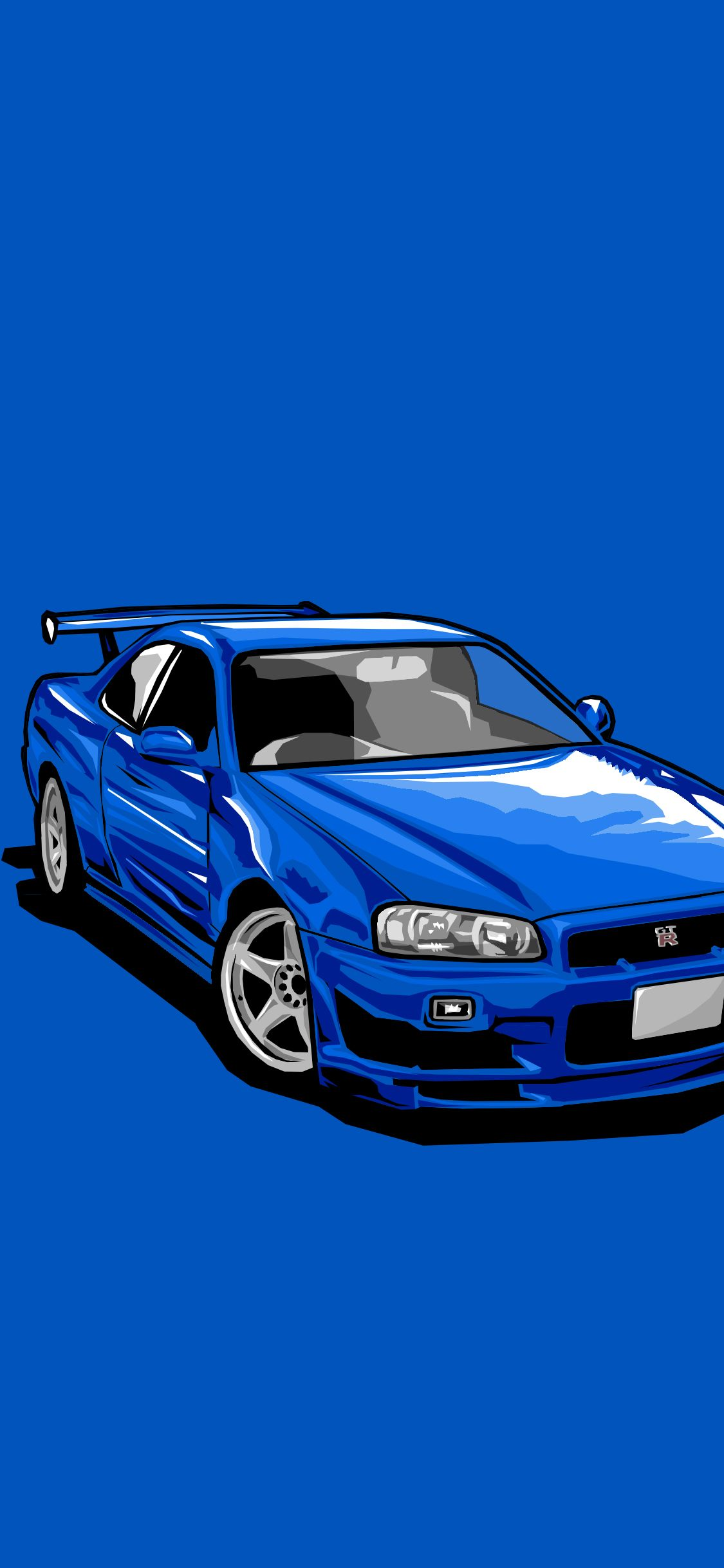 Blue Car Iphone Wallpapers Top Free Blue Car Iphone Backgrounds Wallpaperaccess