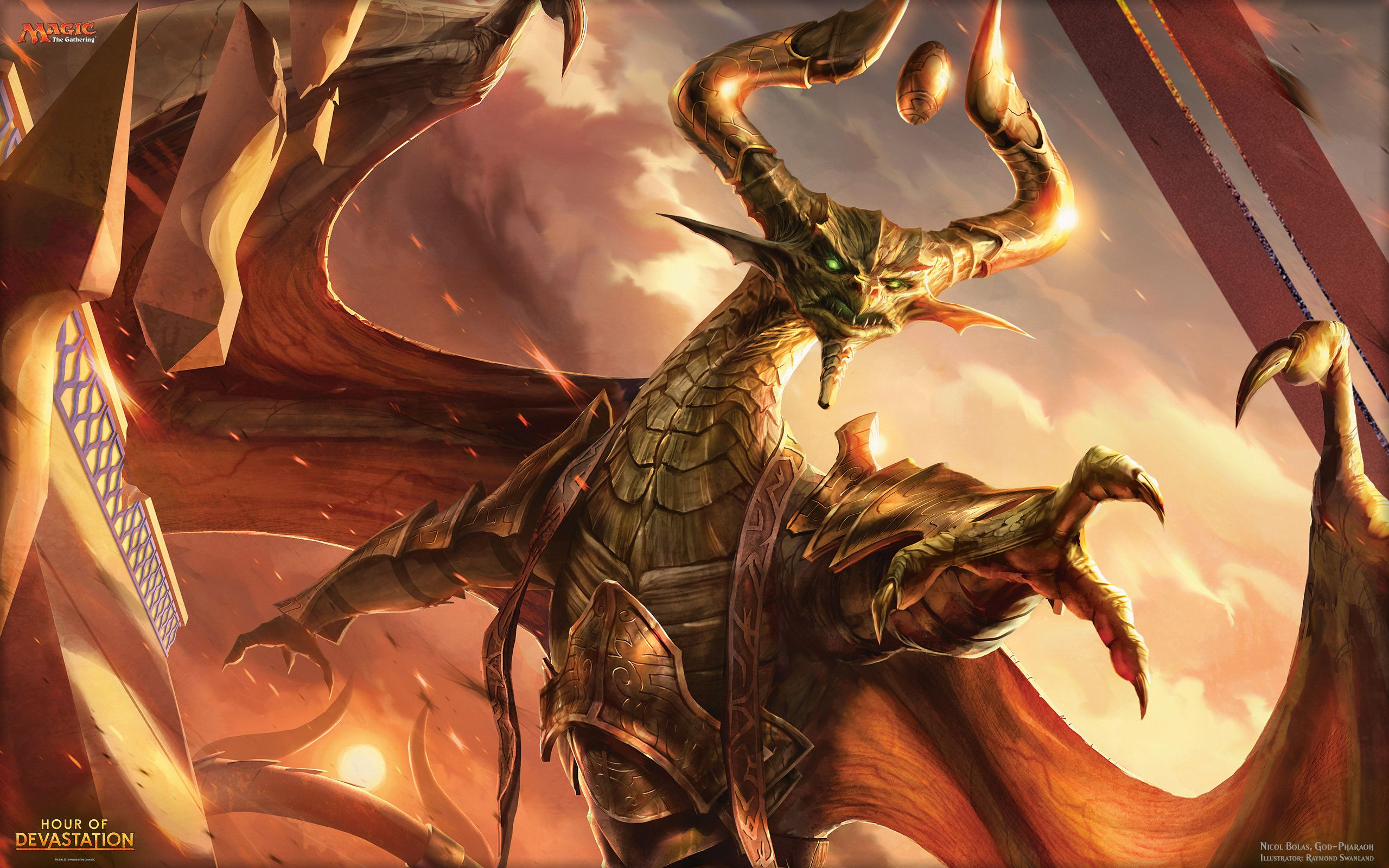 Nicol Bolas Wallpapers Top Free Nicol Bolas Backgrounds