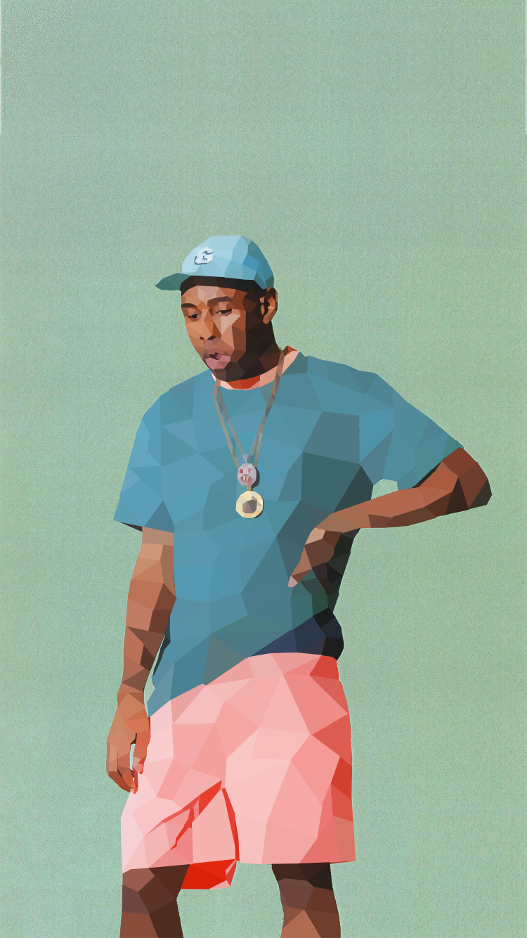Cool Tyler the Creator iPhone Wallpapers - Top Free Cool ...