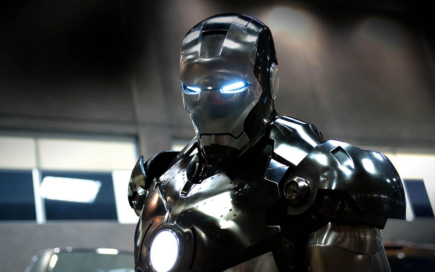 Blue Iron Man Wallpapers - Top Free Blue Iron Man ...