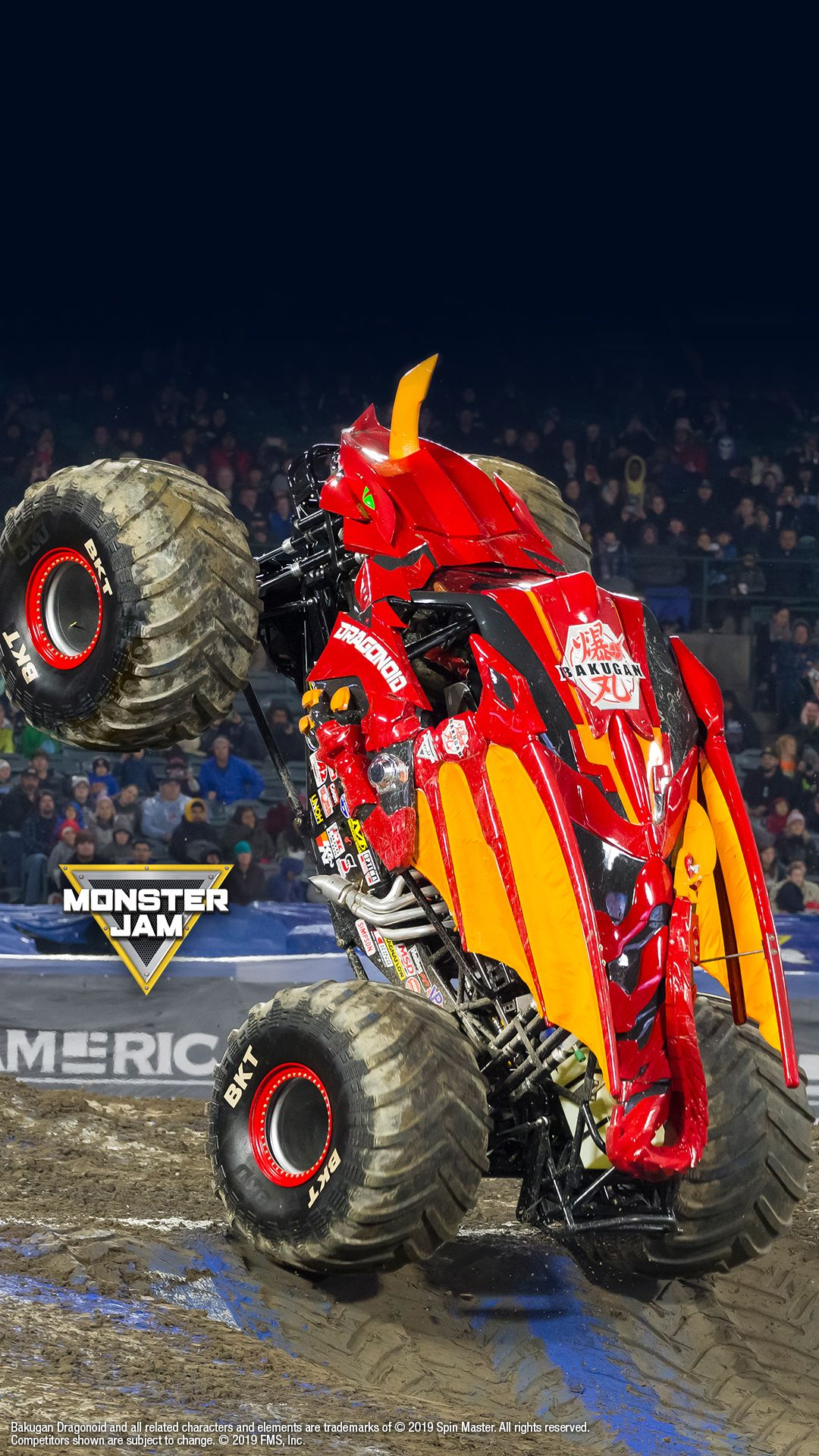 Monster Jam Wallpapers Top Free Monster Jam Backgrounds Wallpaperaccess