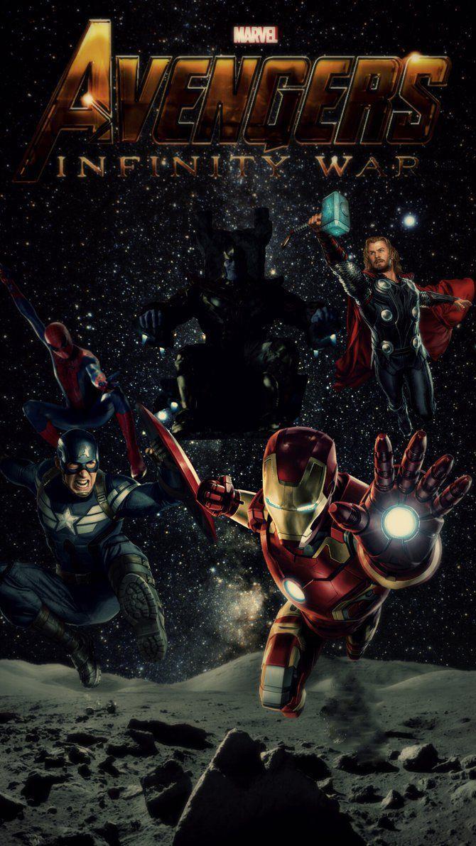 Marvel Avengers Infinity War Wallpapers - Top Free Marvel