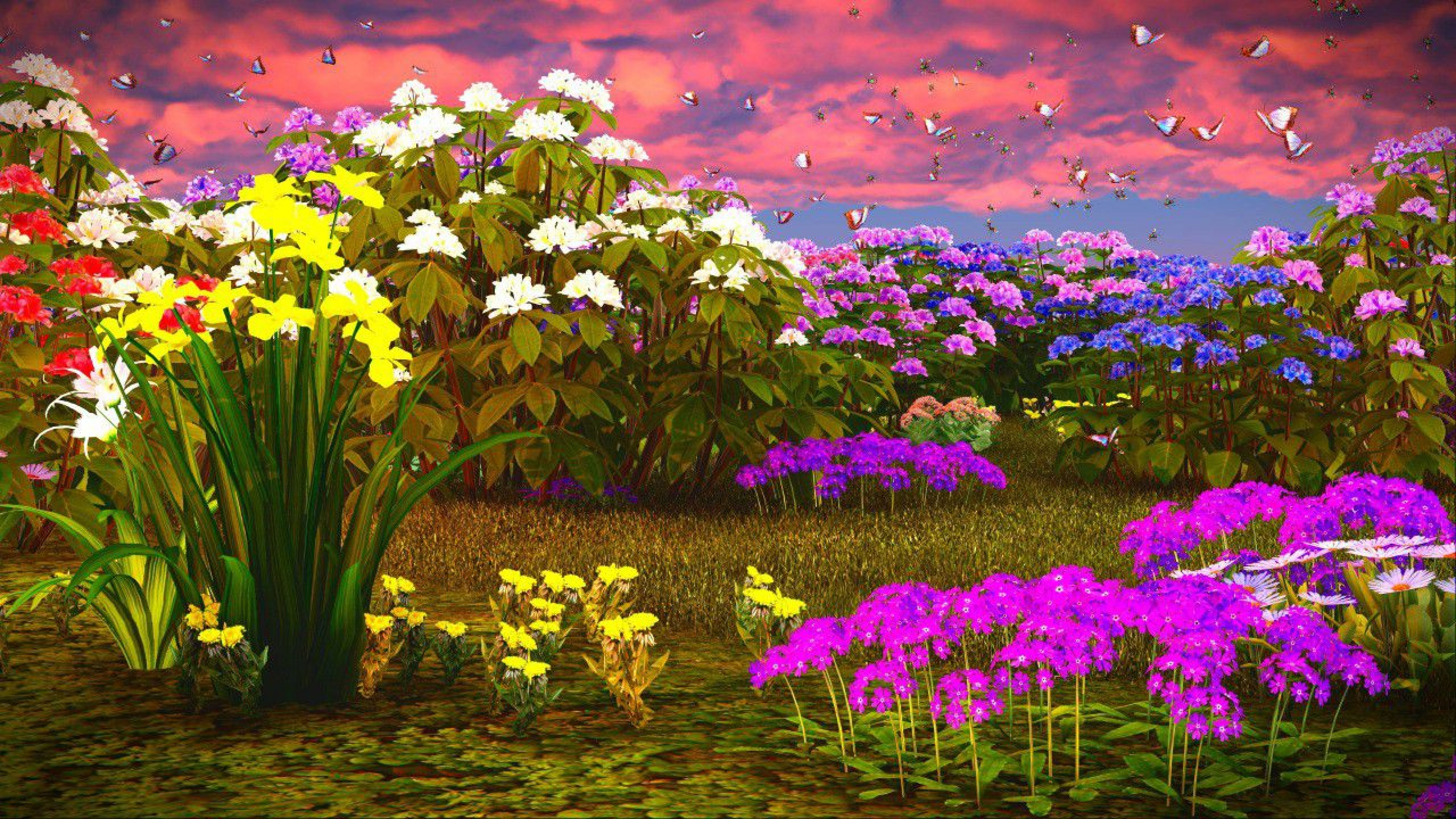 8k ultra high res wallpapers top free 8k ultra high res - Flower wallpaper 3d pic ...