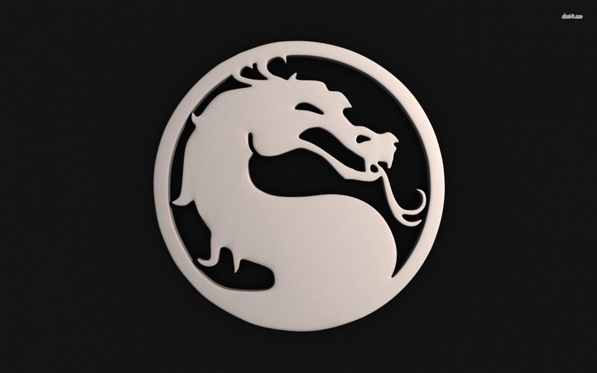 Mortal Kombat Logo Wallpapers - Top Free Mortal Kombat ...
