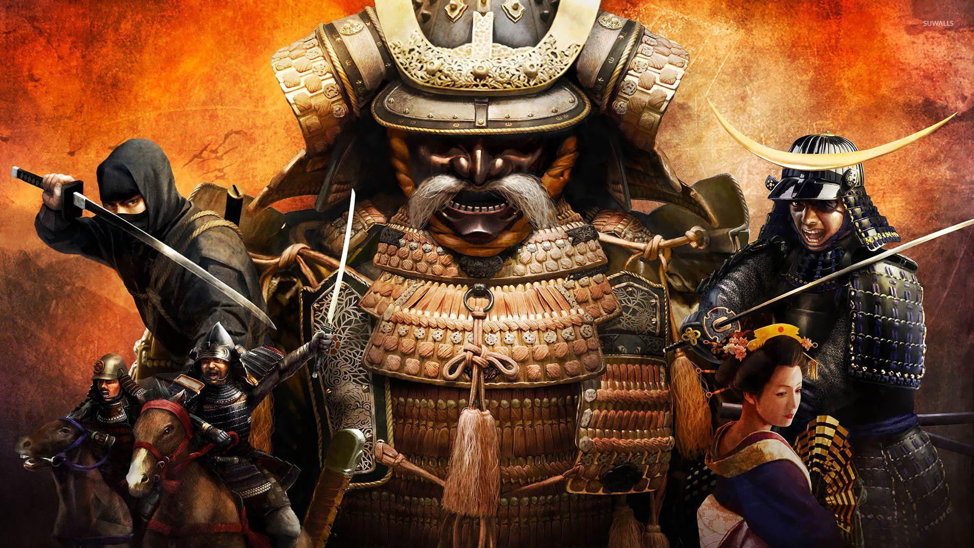 Shogun Wallpapers Top Free Shogun Backgrounds Wallpaperaccess