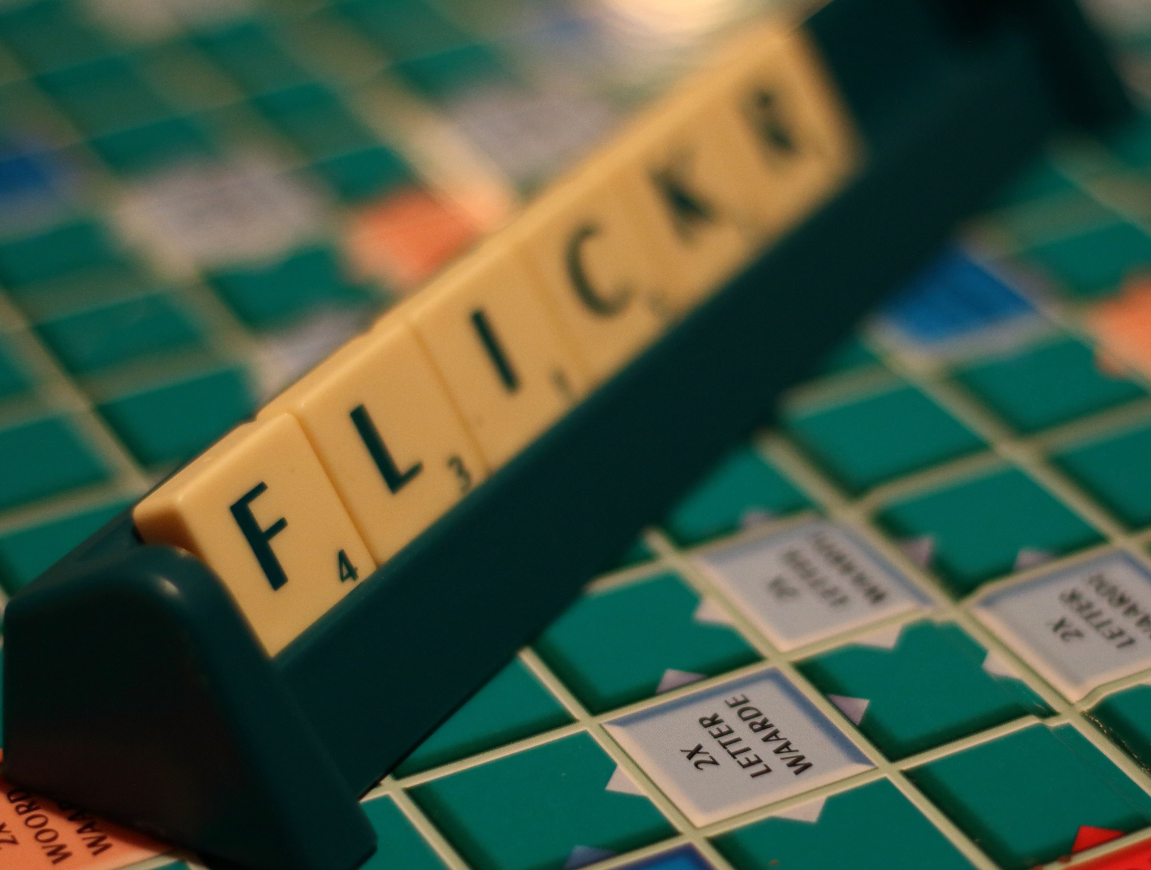 Why You Should Play Scrabble Before Tying The Knot