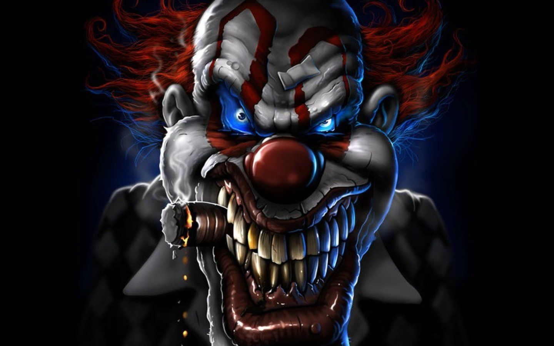 Killer Clown Wallpapers Top Free Killer Clown Backgrounds