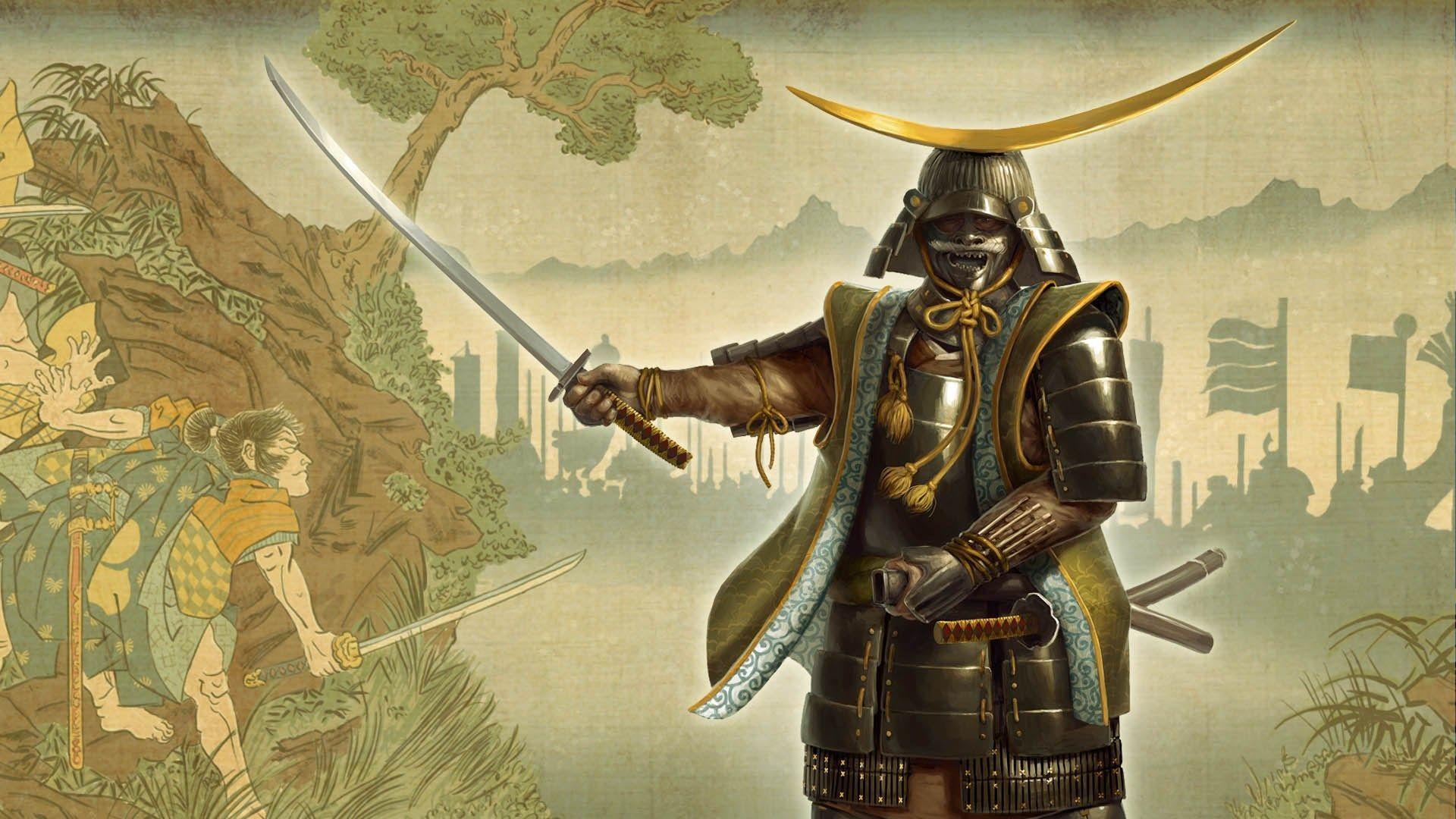 60 best free ninja shogun 2 total war wallpapers - wallpaperaccess