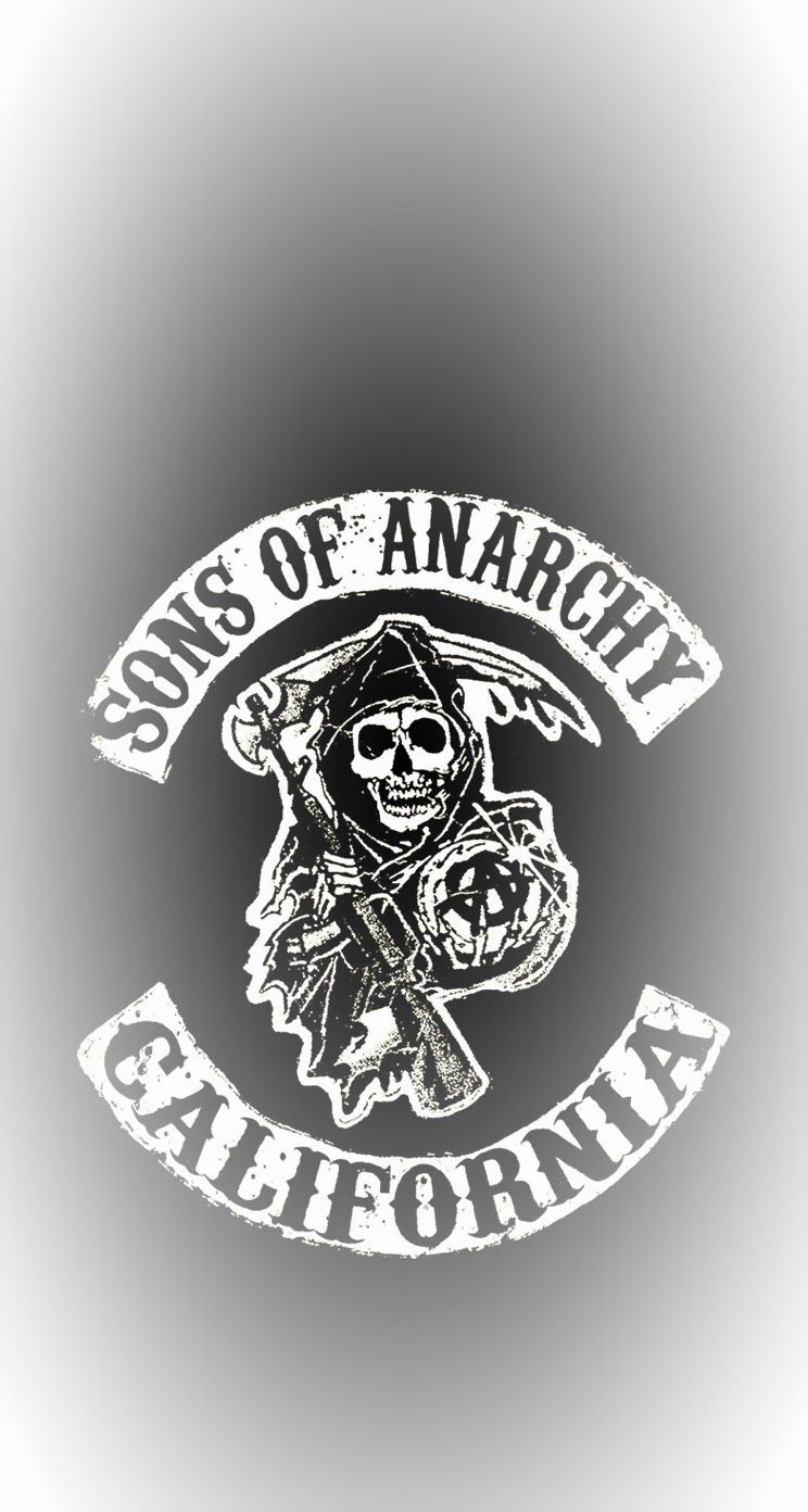 Sons Of Anarchy Logo Wallpapers Top Free Sons Of Anarchy Logo