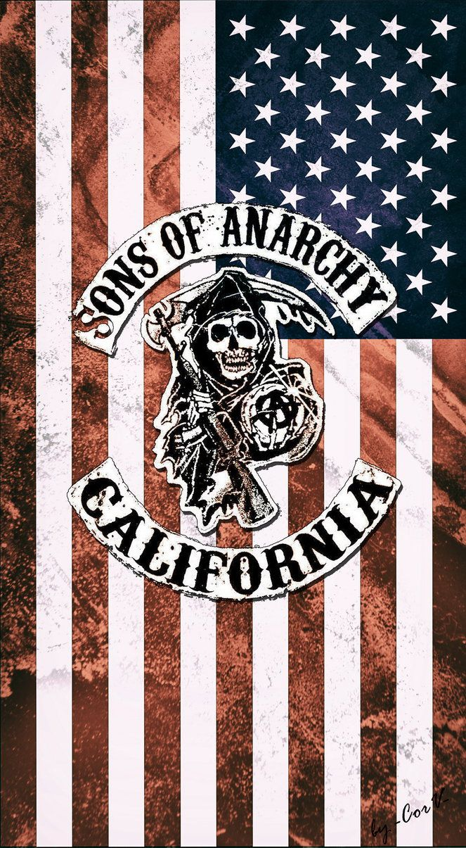 Sons of anarchy logo wallpapers top free sons of anarchy - Soa wallpaper iphone ...
